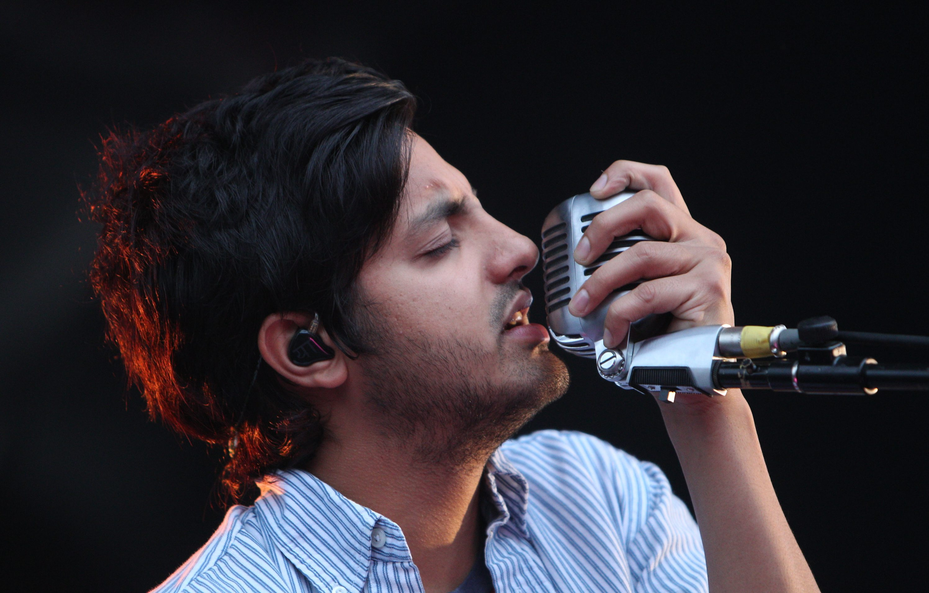 Young the Giant will headline at University at Buffalo's Springfest on Saturday.