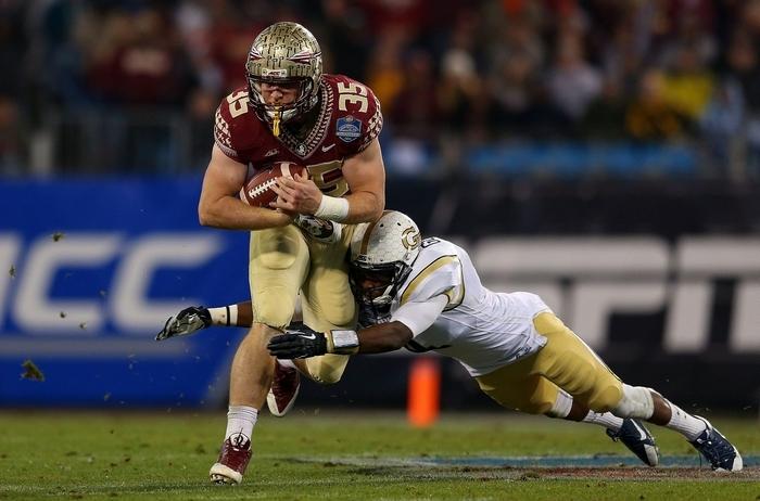 Road to the NFL Draft / Nick O'Leary – The Buffalo News