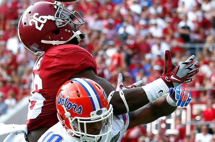 Alabama's Landon Collins is a first-round pick at safety. (Getty Images)