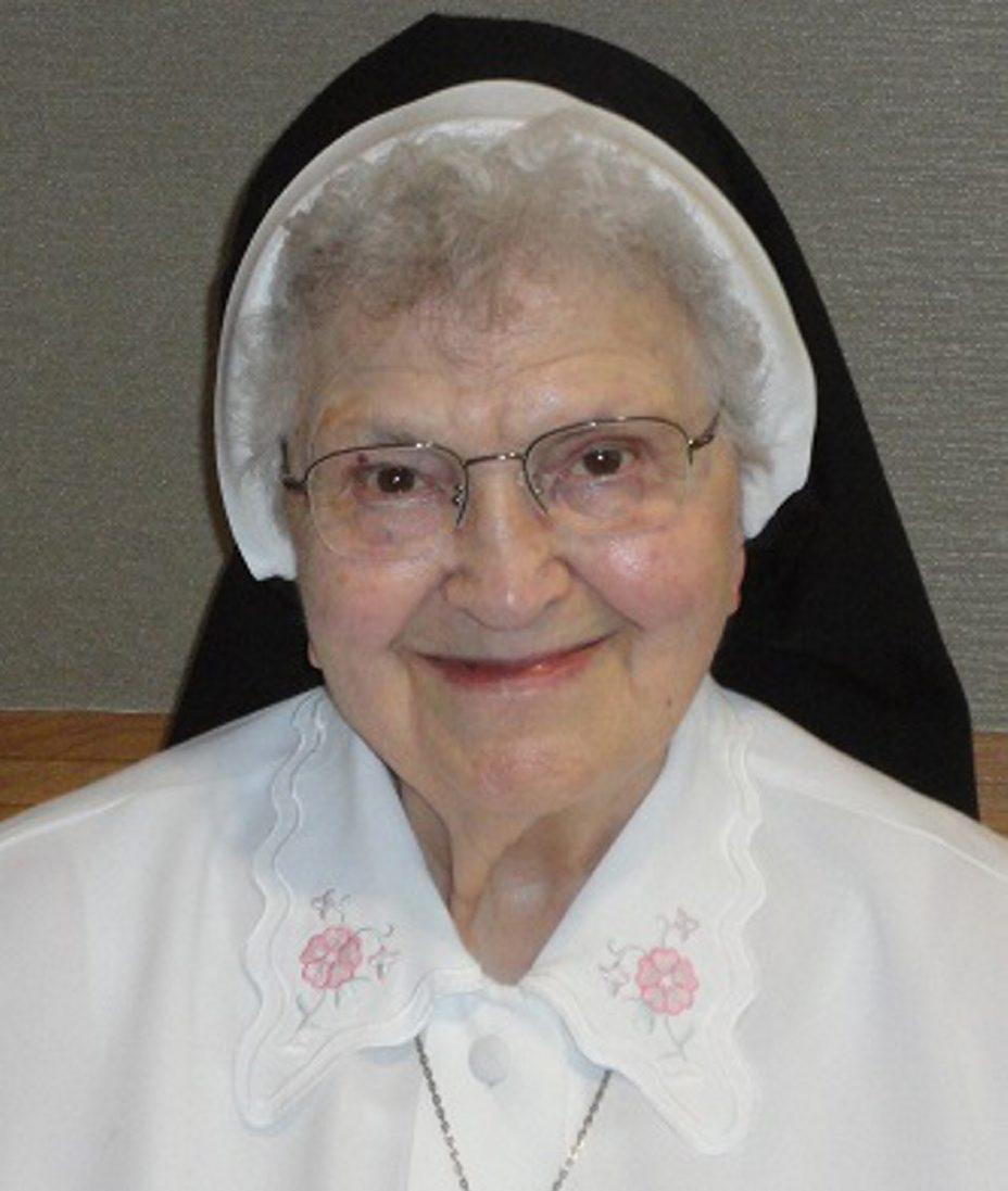Sister Mary Evarista Golen