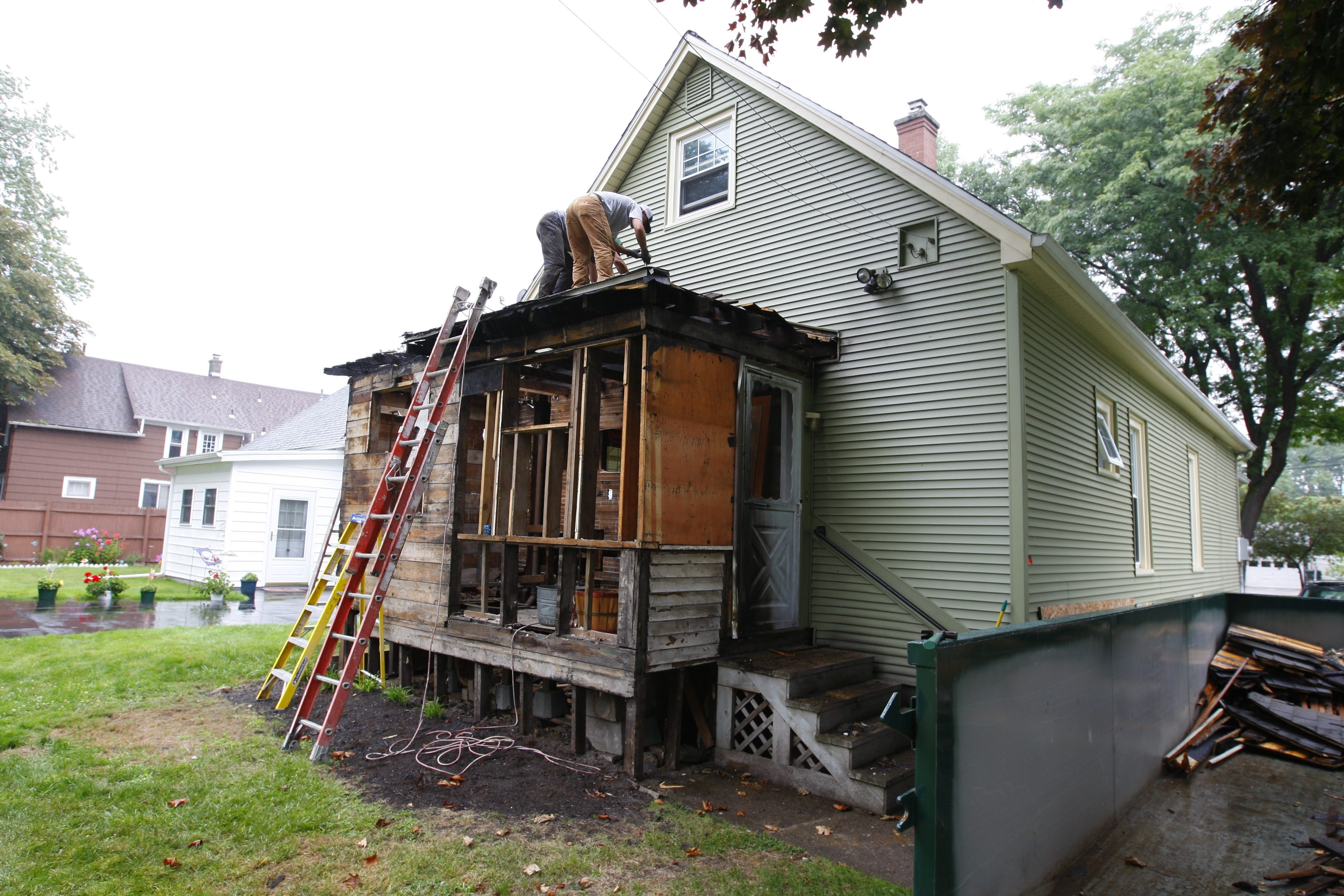 Making home repairs can be easier by watching YouTube videos first. (Mark Mulville/Buffalo News)