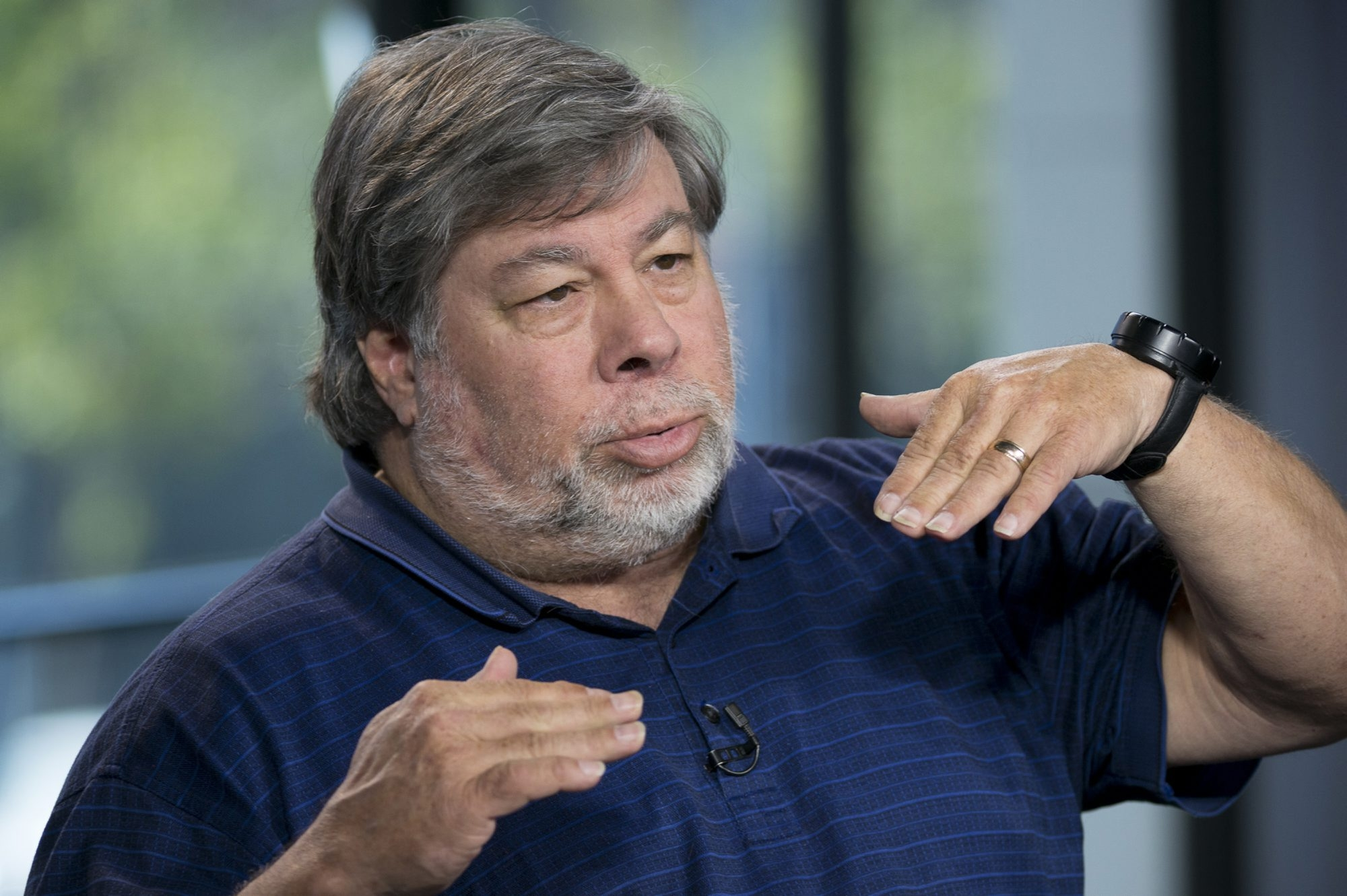 Steve Wozniak, who co-founded Apple Computers with Steve Jobs, will speak at UB on Wednesday.