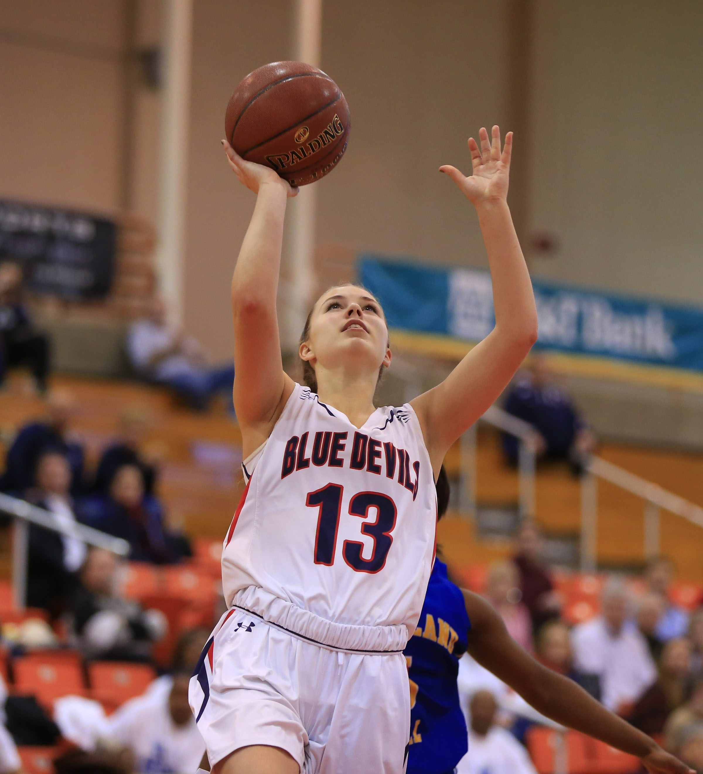 All-WNY honorable mention Erin Nason was a senior leader for Section VI Class B champion East Aurora.