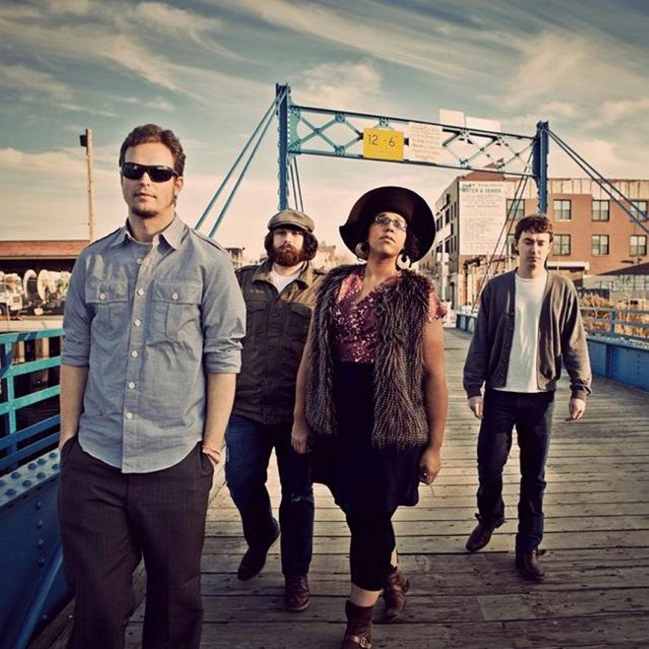 "Alabama Shakes has released ""Sound & Color."""