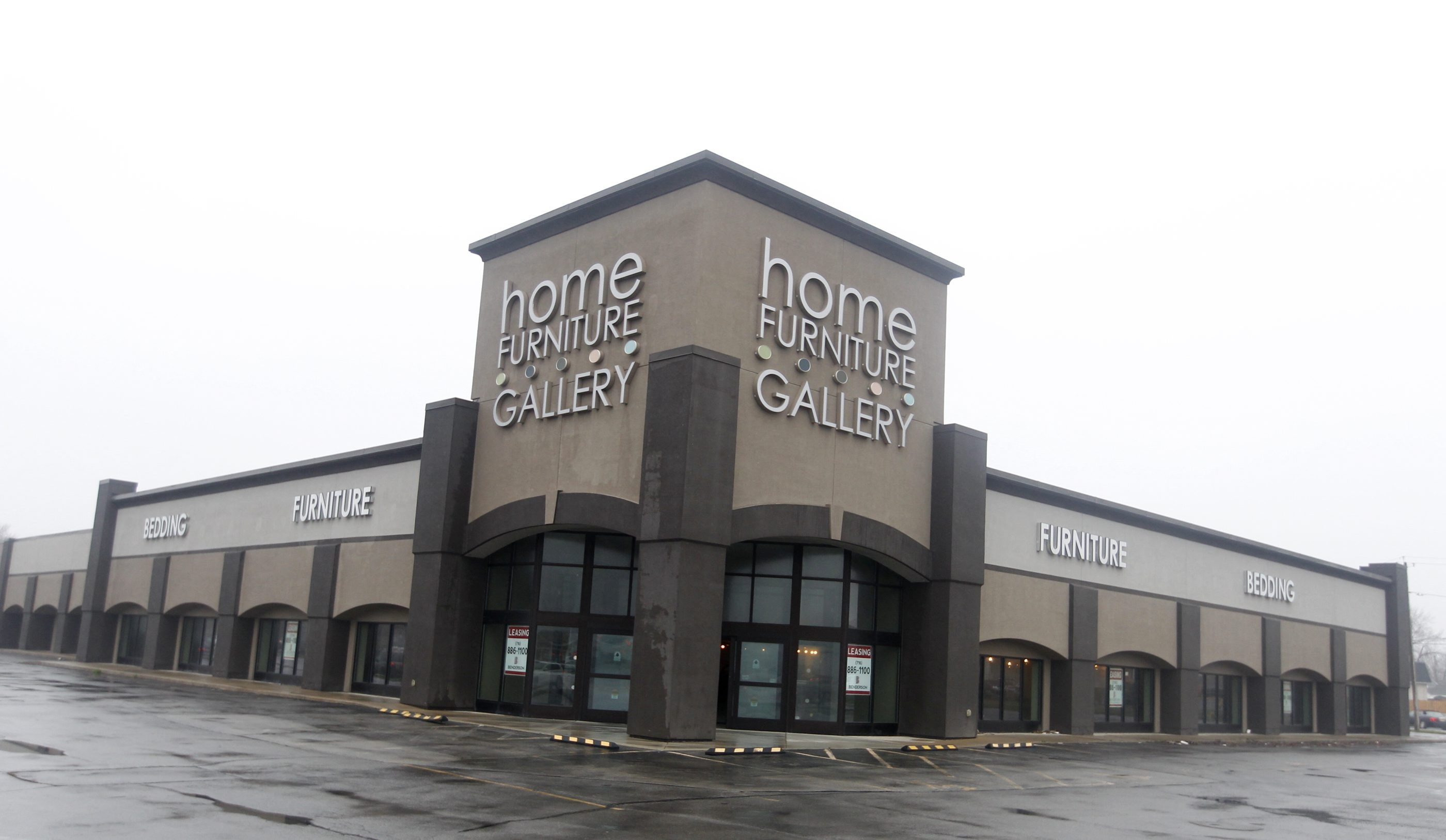 The Former Rosau0027s And Home Furniture Gallery Store On Sheridan Drive At  Eggert Road In The