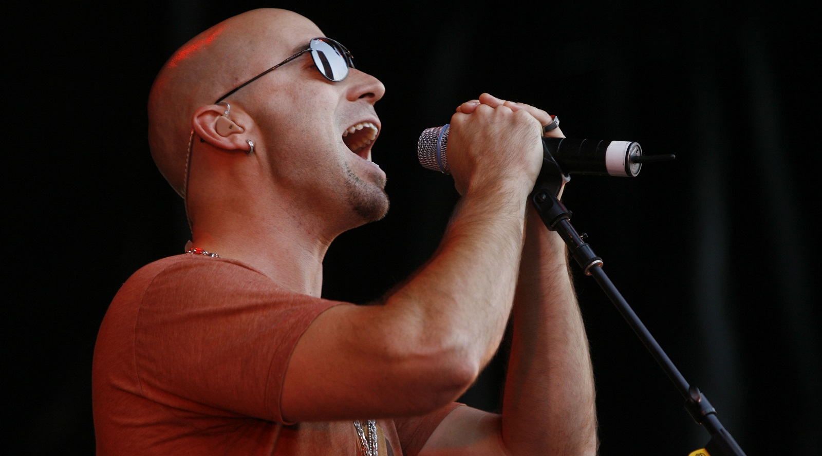 Ed Kowalczyk performs here in 2007 at Dunn Tire Park as part of Live. As concert reviewer Matt Chandler notes, Kowalczyk's career has changed drastically since then. (Robert Kirkham/Buffalo News file photo)