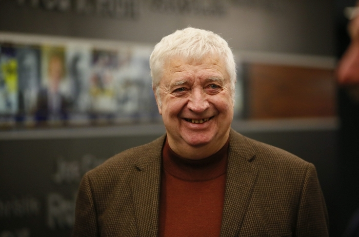 """Rick Jeanneret, shown in a file photo, says: """"When I was going through the recovery period, I honestly didn't think I was going to come back,"""" (Derek Gee/Buffalo News)"""