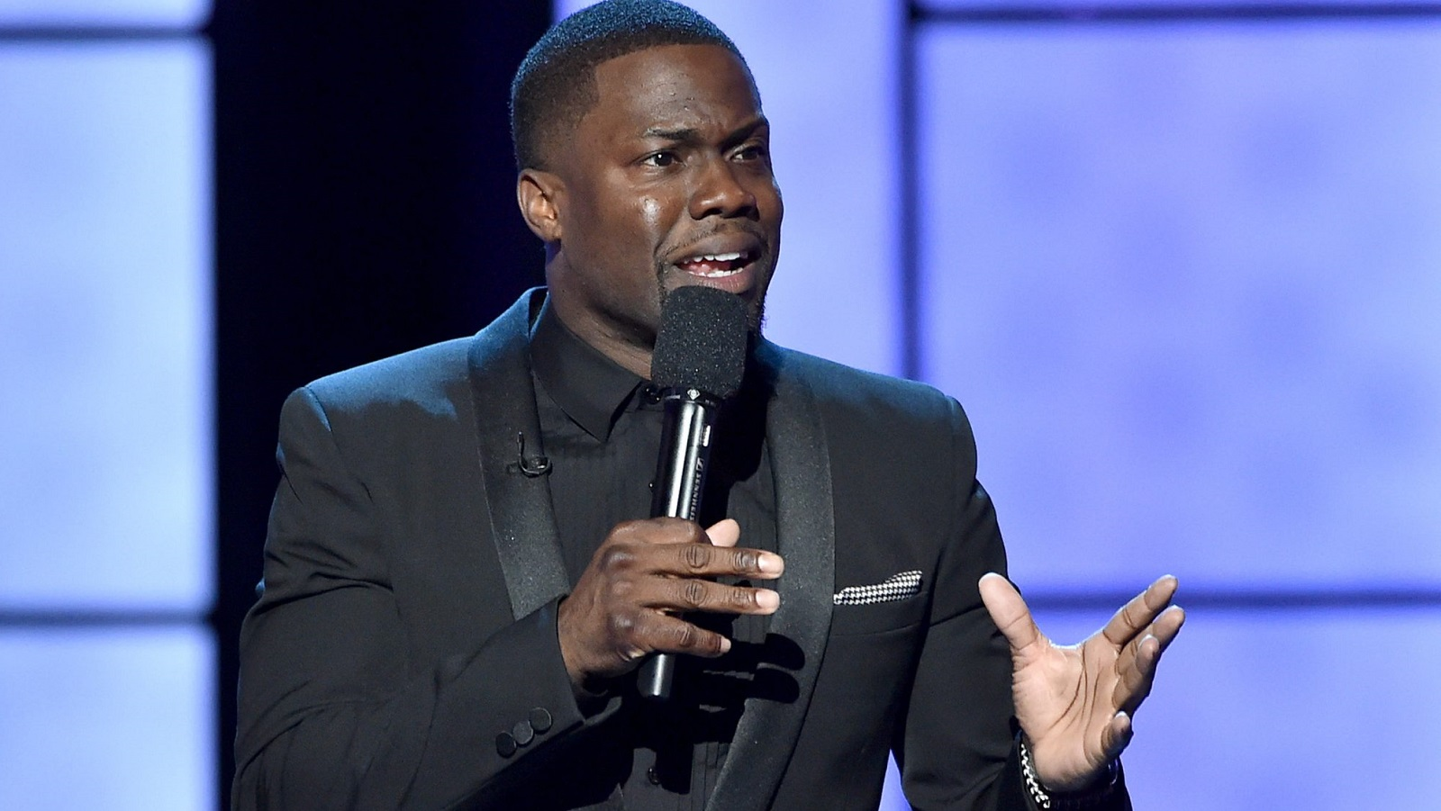 Kevin Hart sold out two shows in Buffalo's First Niagara Center. (Getty Images)