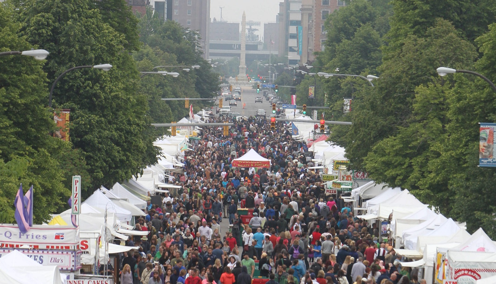 It's never to early to pinpoint your favorite festival on the calendar. (Sharon Cantillon/Buffalo News file photo)