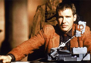 Harrison Ford stars in 'Blade Runner.'