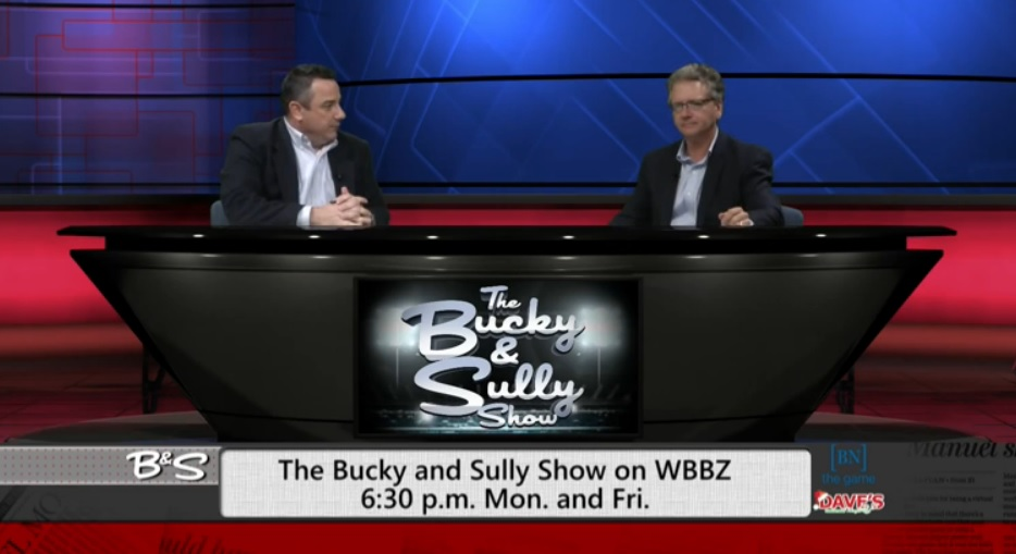 Mike Babcock, DeflateGate and the NHL Conference Finals highlight Friday's 'Bucky and Sully Show.'