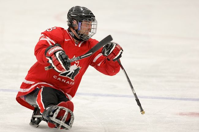 Billy Bridges scored two goals in a 5-0 win over Norway. (Hockey Canada)