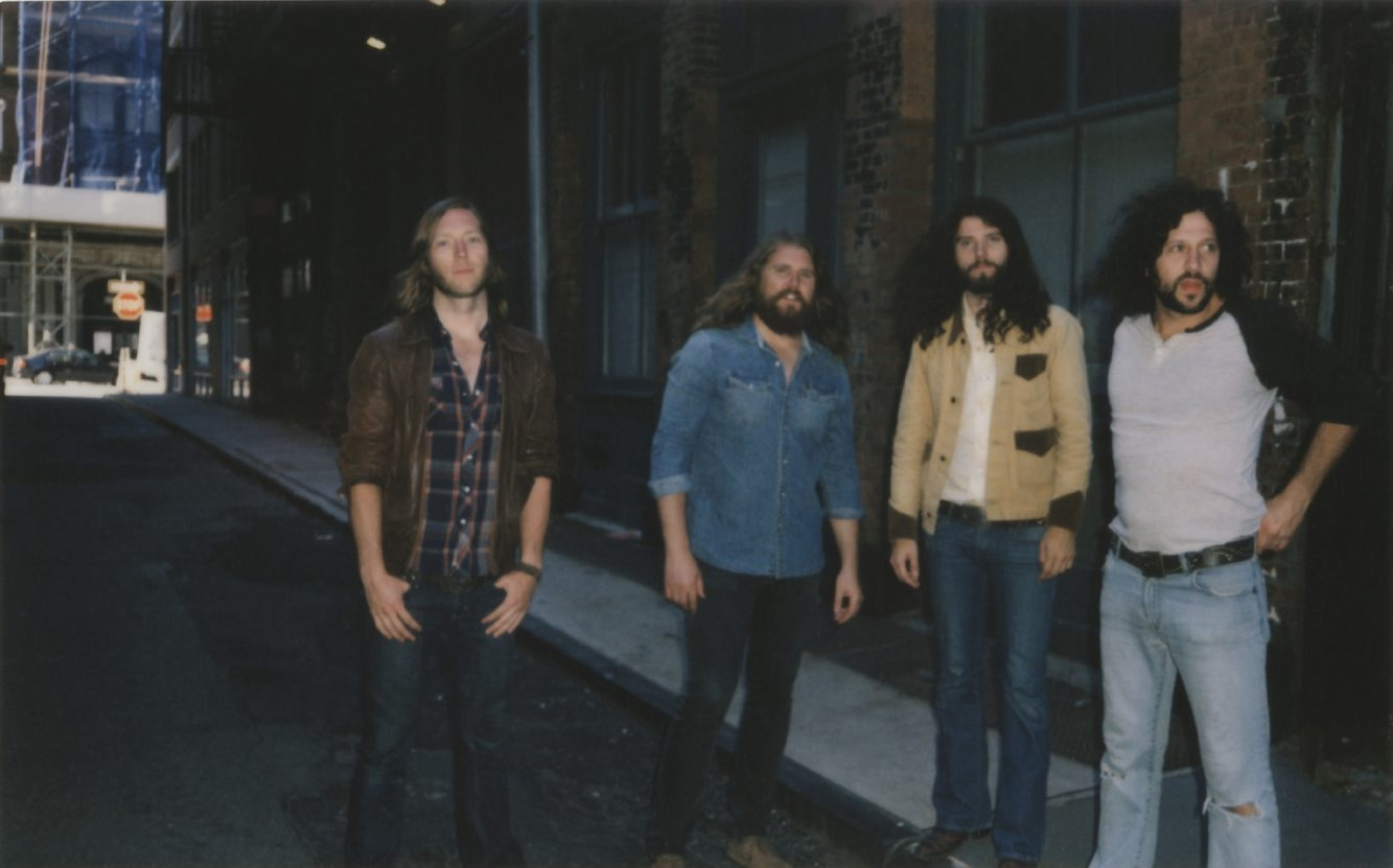 The Sheepdogs, at Town Ballroom this weekend, have won multiple Junos.
