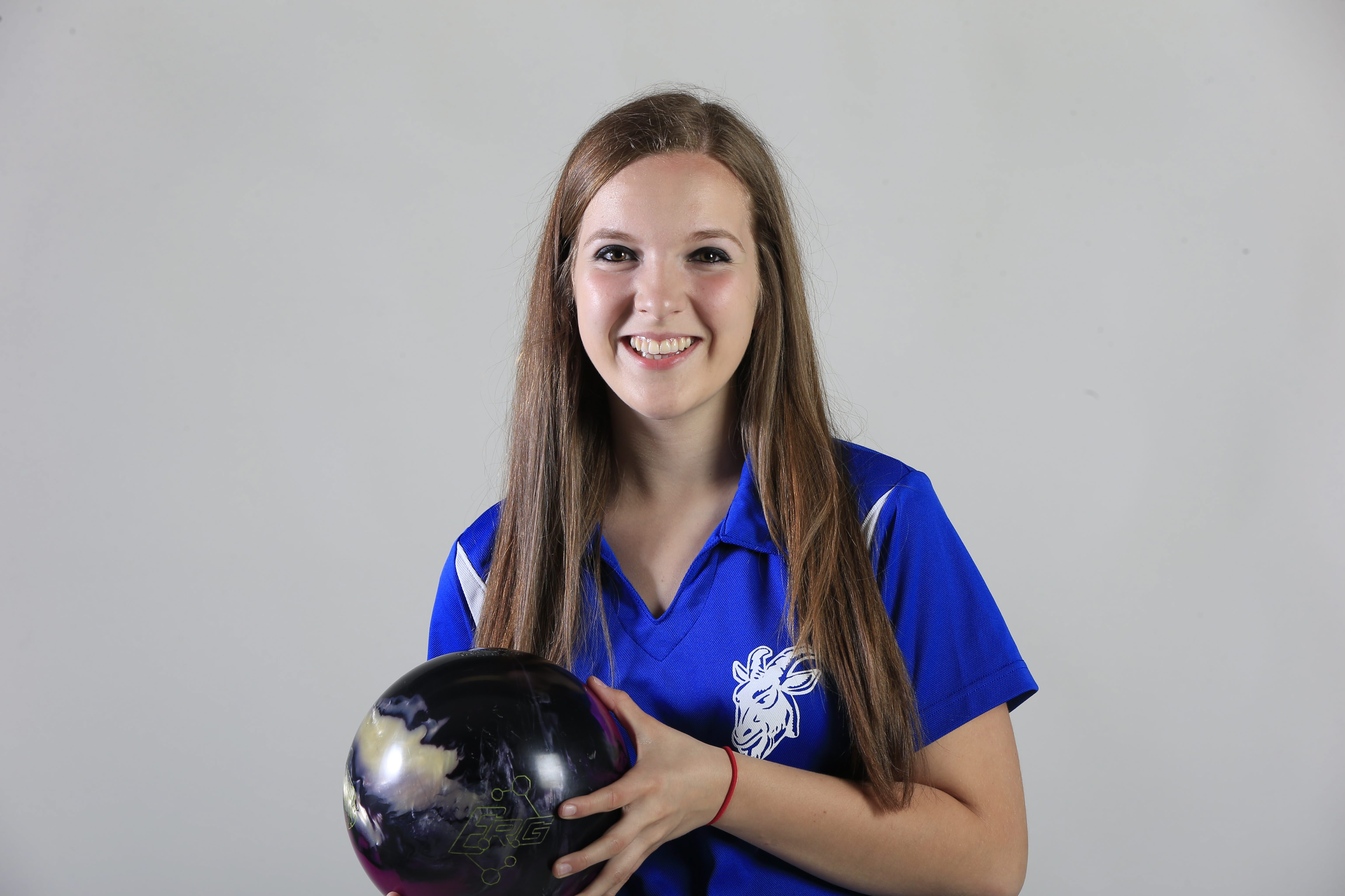 Prep Talk Player of the Year for girls bowling: Haley Carroll, Williamsville South. (Harry Scull Jr./Buffalo News)