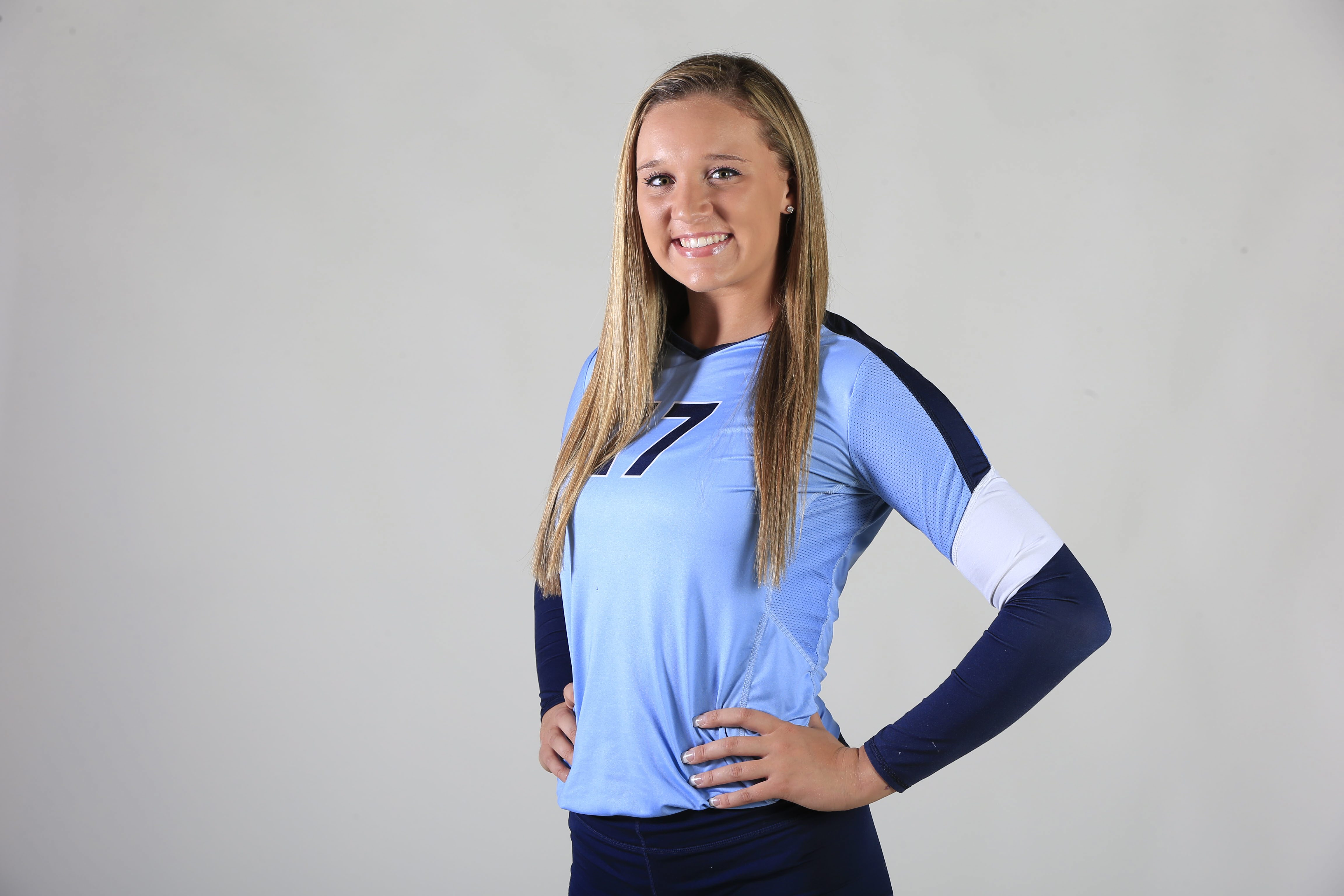 Prep Talk Player of the Year for girls volleyball: Leah Meyer, St. Mary's. (Harry Scull Jr./Buffalo News)