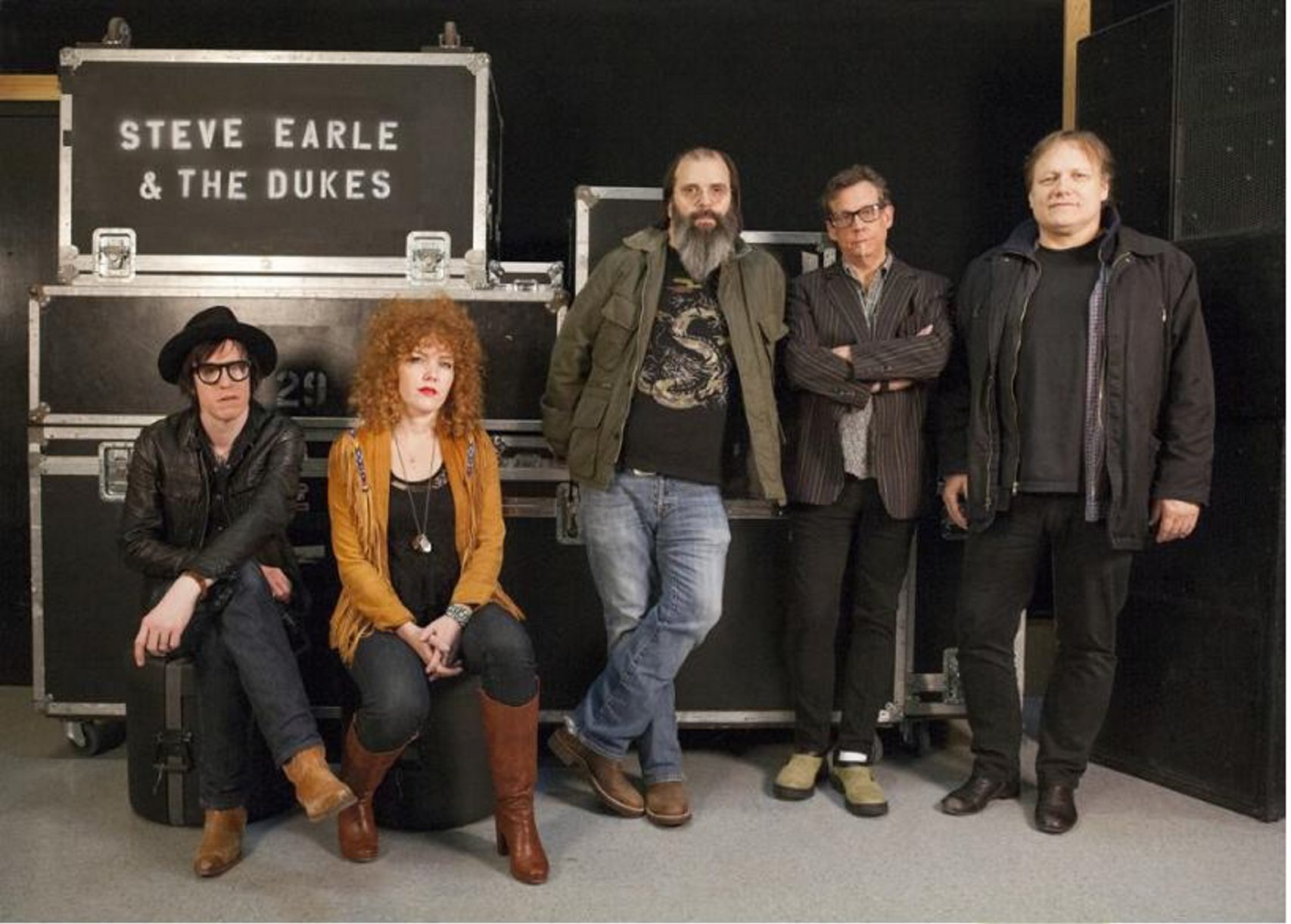 Steve Earle & the Dukes will play Buffalo Iron Works on July 7.