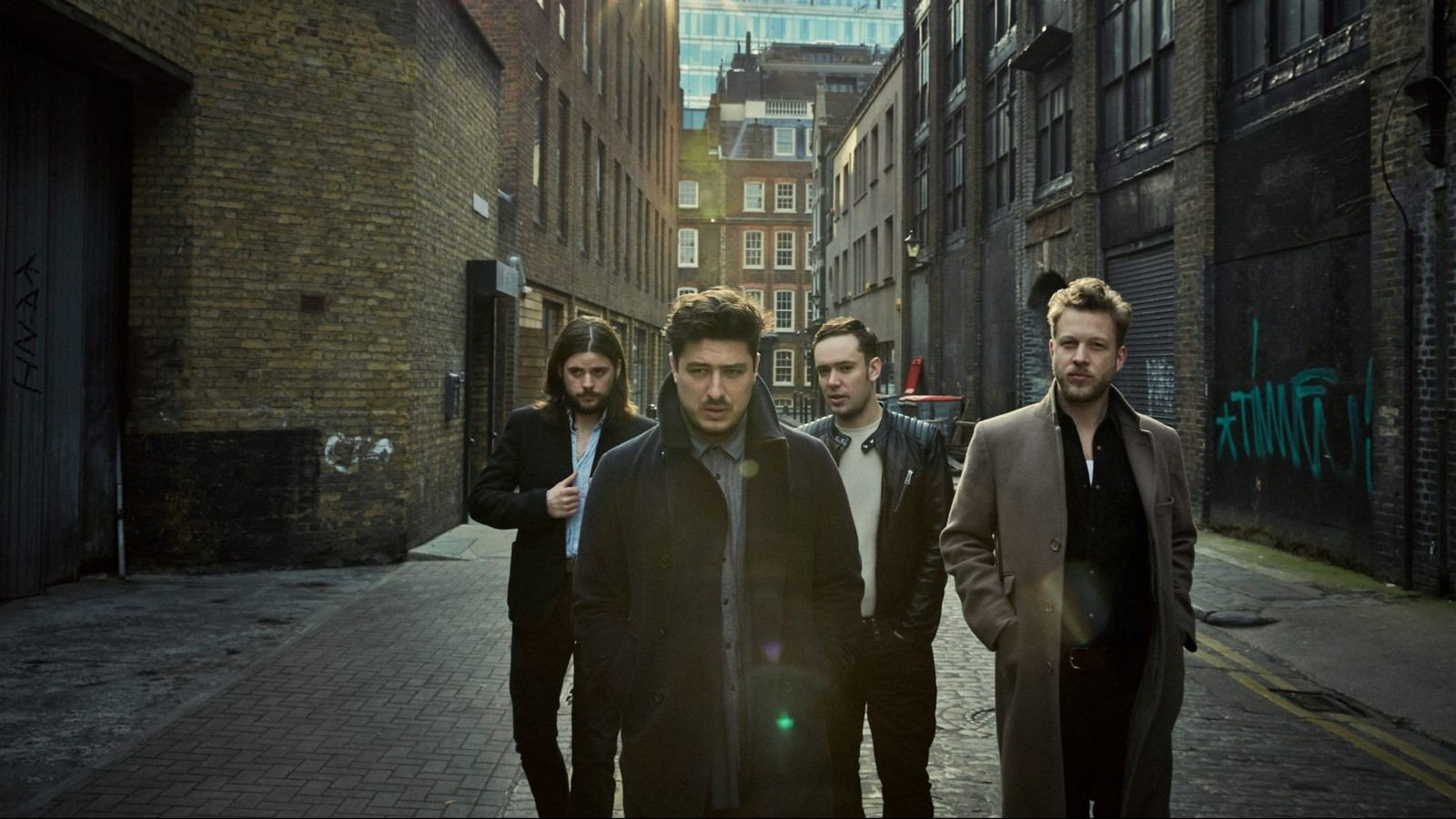 Mumford & Sons has released the new disc, 'Wilder Mind.'
