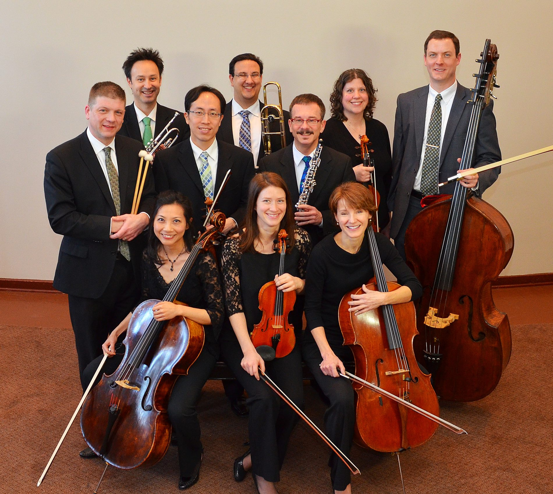 Buffalo Chamber Players perform Wednesday in Buffalo Seminary.