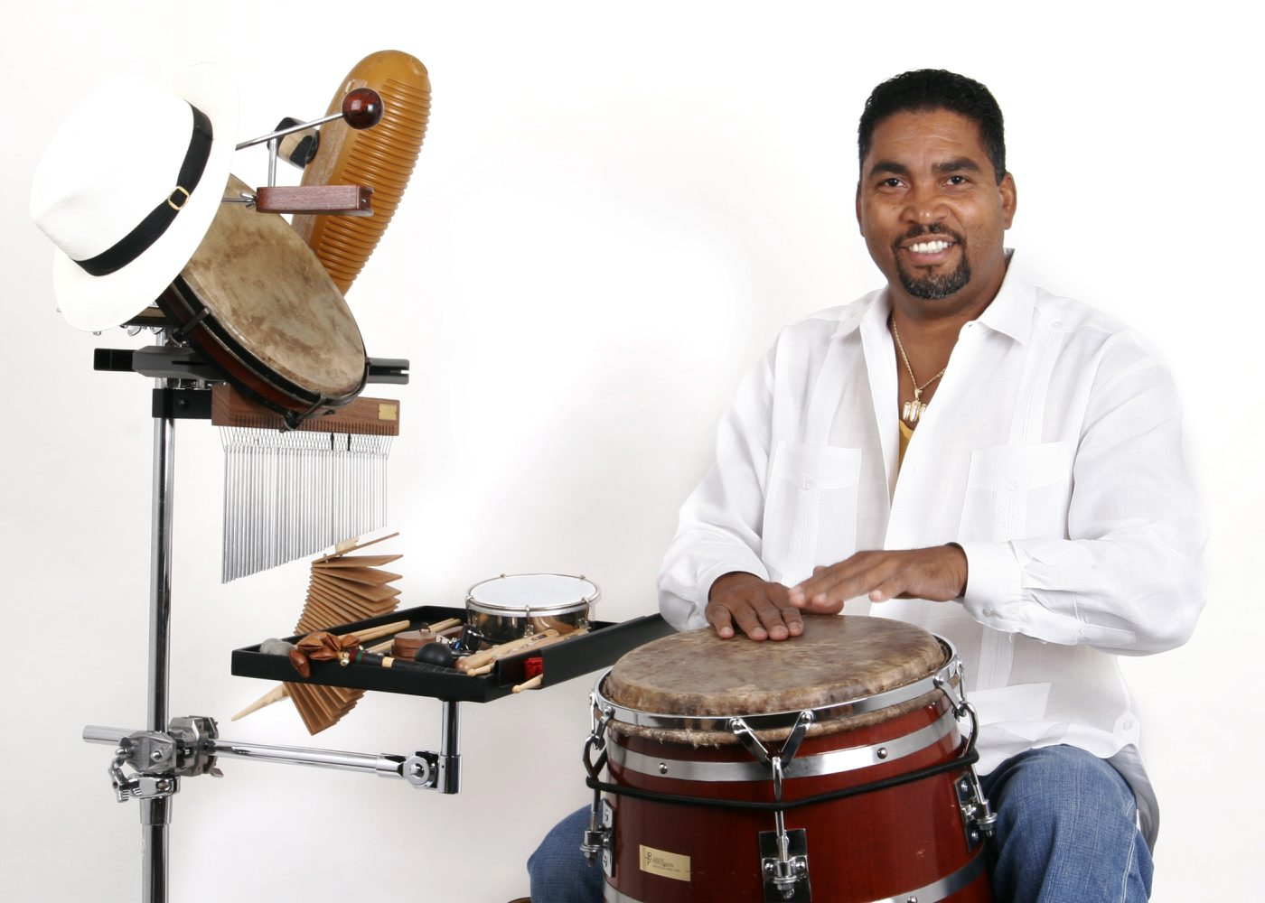 Wendell Rivera is among the acts performing at the free Jazz at the Albright-Knox concert series.