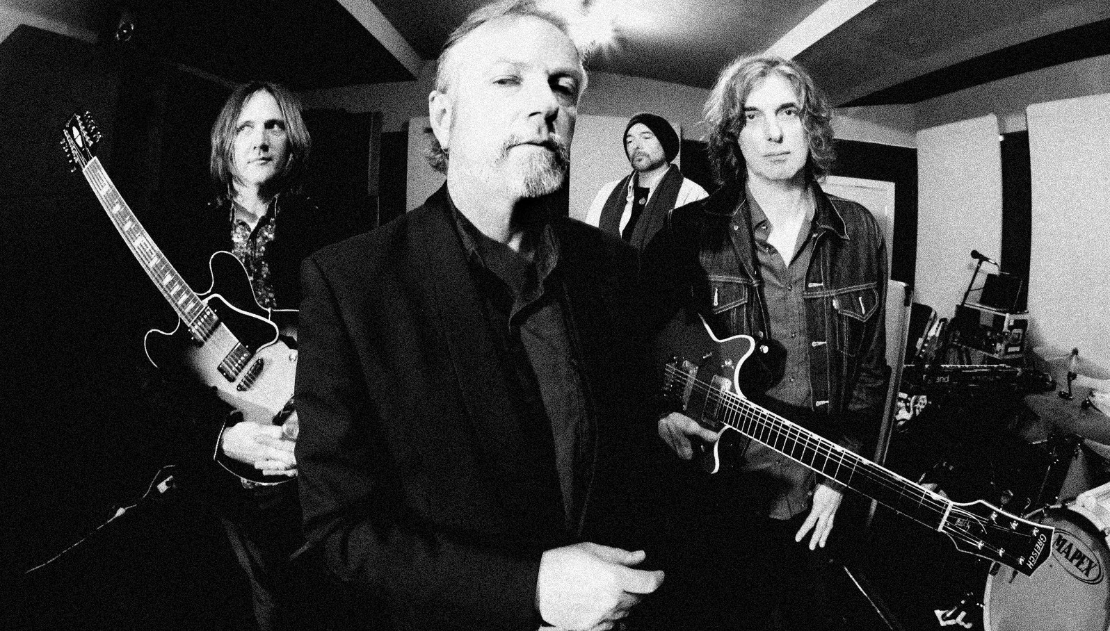 The Church, above, kicks off a co-headlining North American tour with the Psychedelic Furs on Aug. 8 in the Town Ballroom.