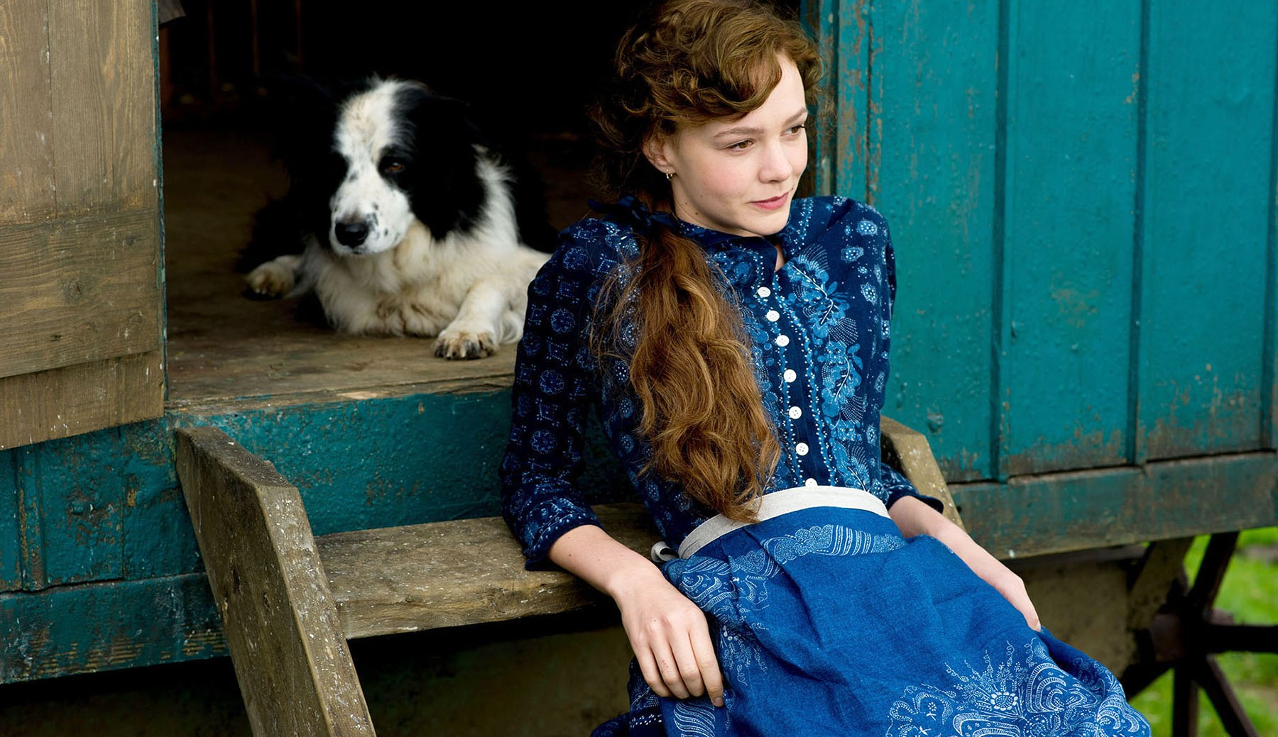 "Carey Mulligan stars in ""Far From the Madding Crowd."""