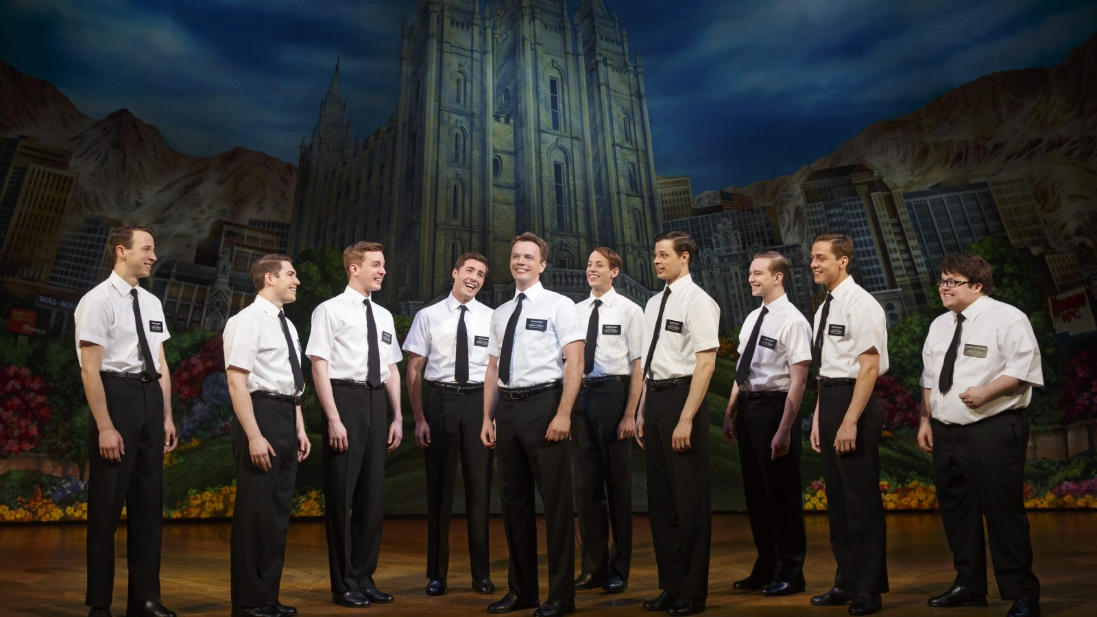 'The Book of Mormon' opens Tuesday in Shea's Performing Arts Center.