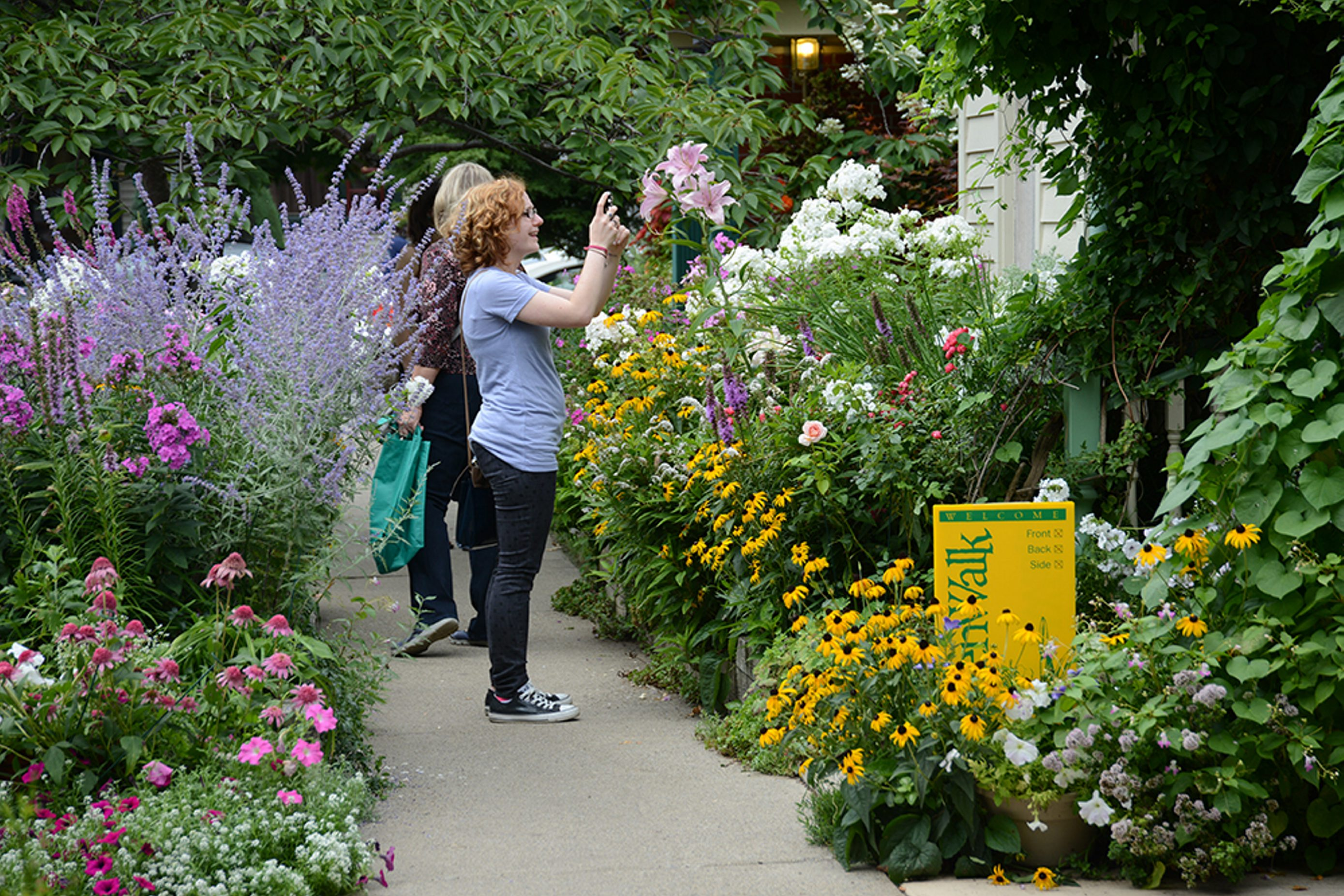 National Garden Festival Runs from June 21 to Aug. 2 in Buffalo