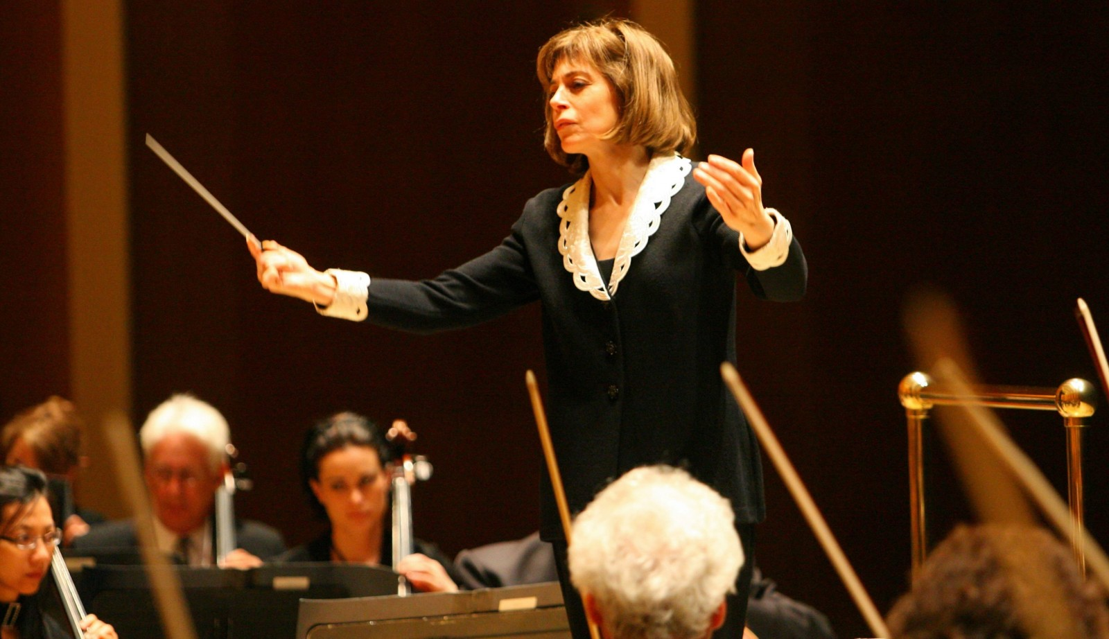 JoAnn Falletta, who has been music director of the Buffalo Philharmonic Orchestra since 1999, is already the longest-tenured holder of that position.