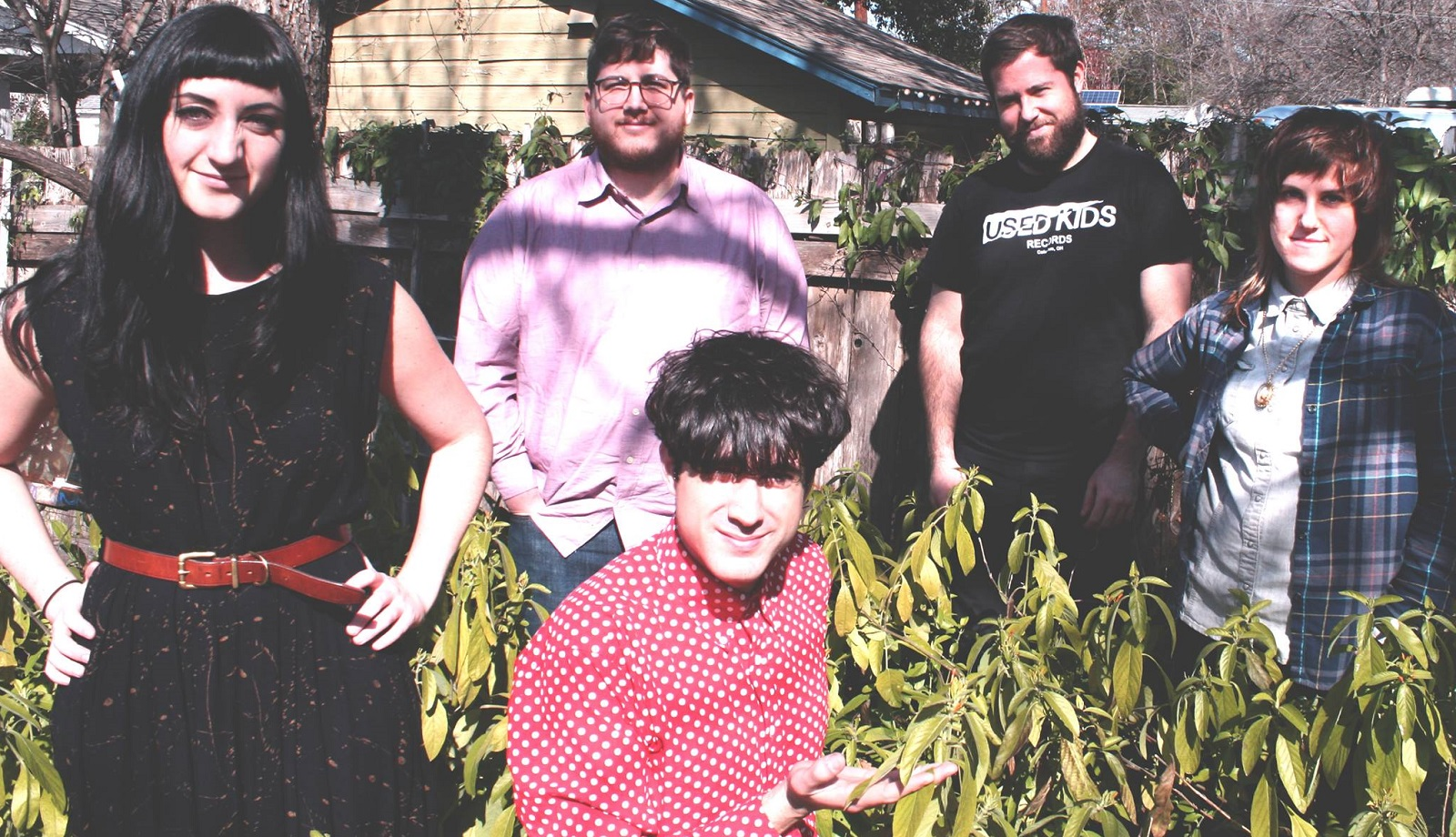 Baltimore band plays Tuesday in Mohawk Place.