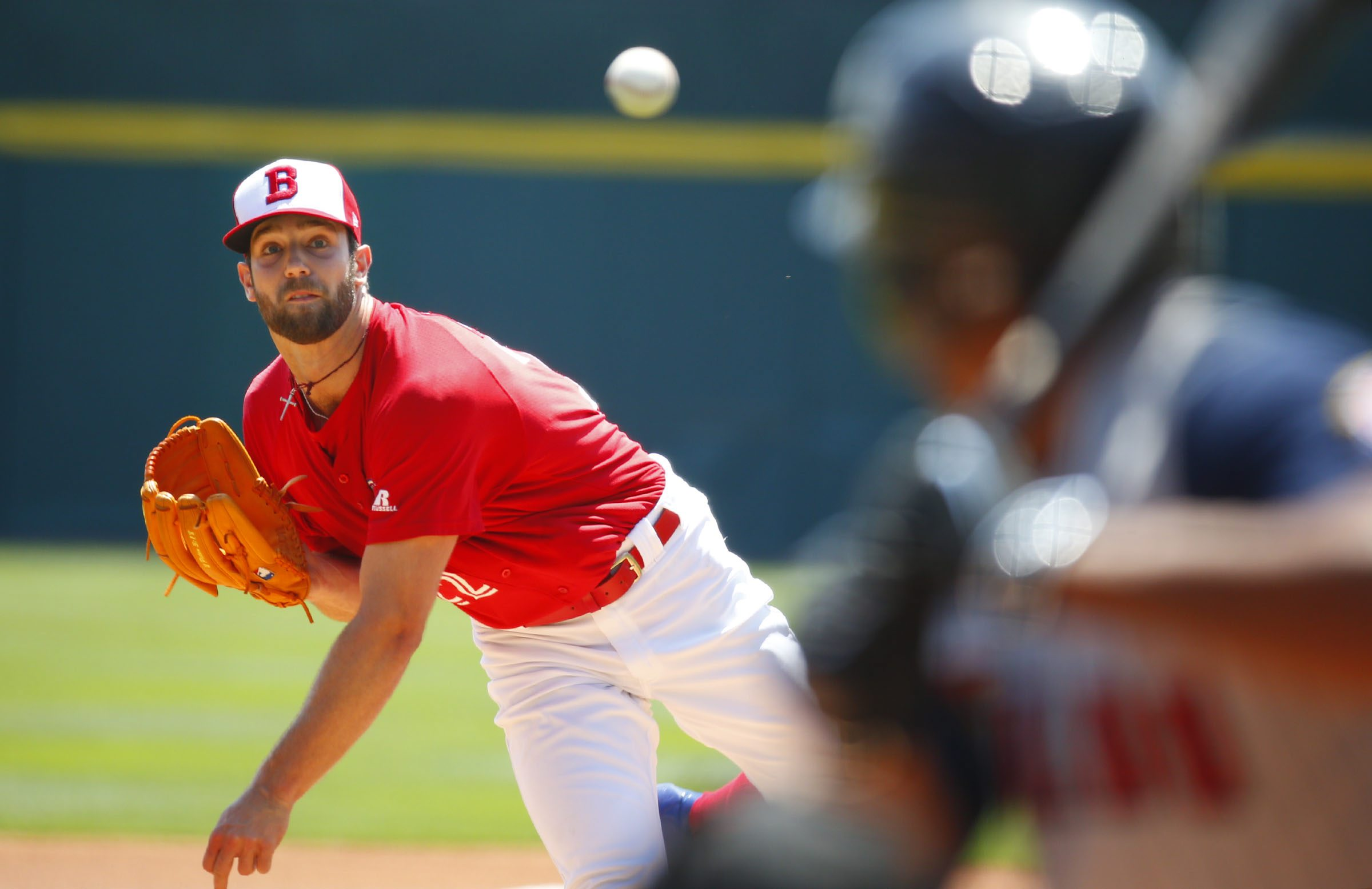 Bisons left-hander Daniel Norris pitched six innings Sunday at Coca-Cola Field as he works to earn a return to the Blue Jays  starting rotation.