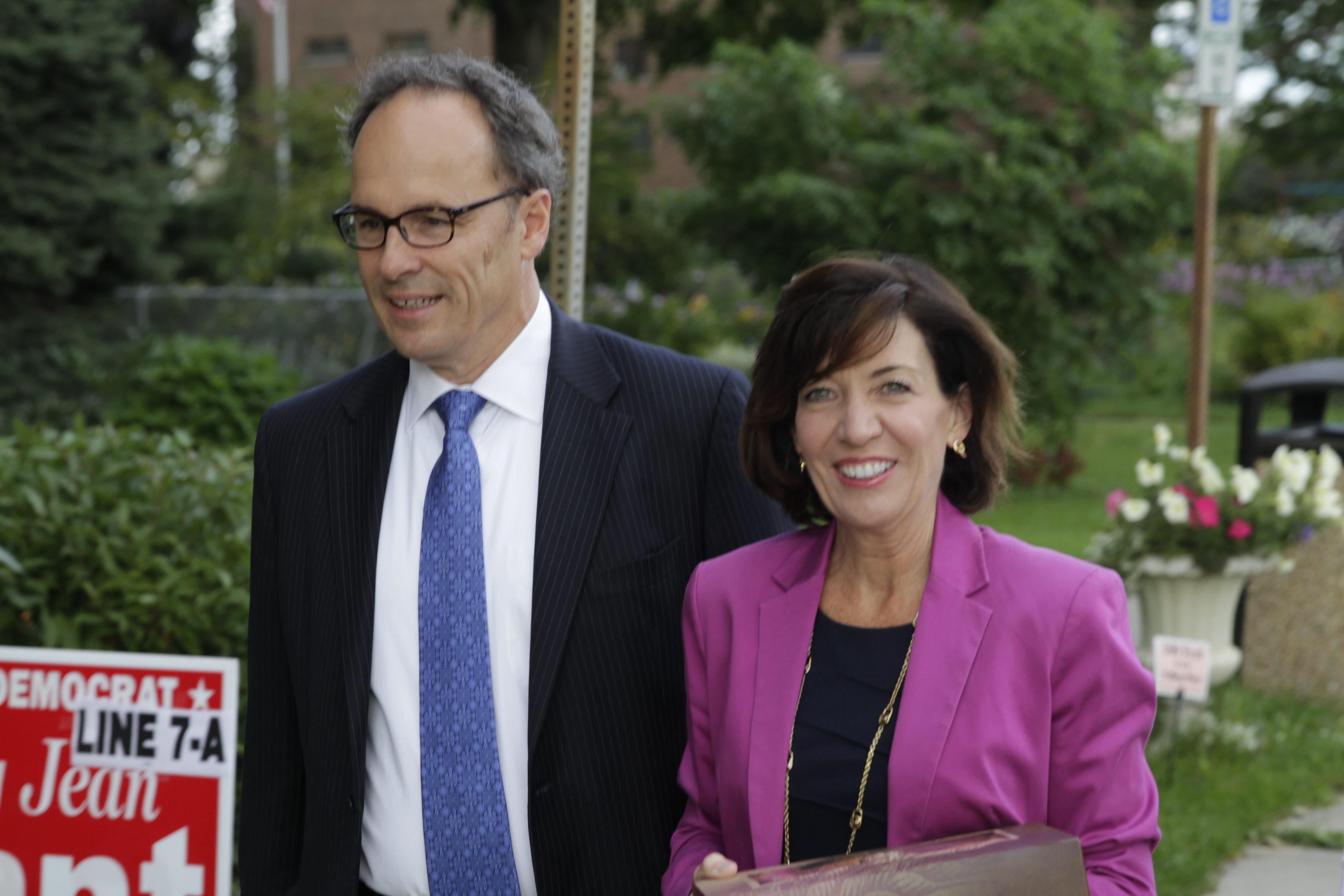 U.S. Attorney William J. Hochul Jr. is recusing himself from the investigation of the political activities of G. Steven Pigeon. Part of the reason is that Hochul's wife, Lt. Gov. Kathy Hochul, has worked with Pigeon, a top adviser for Gov. Andrew M. Cuomo.