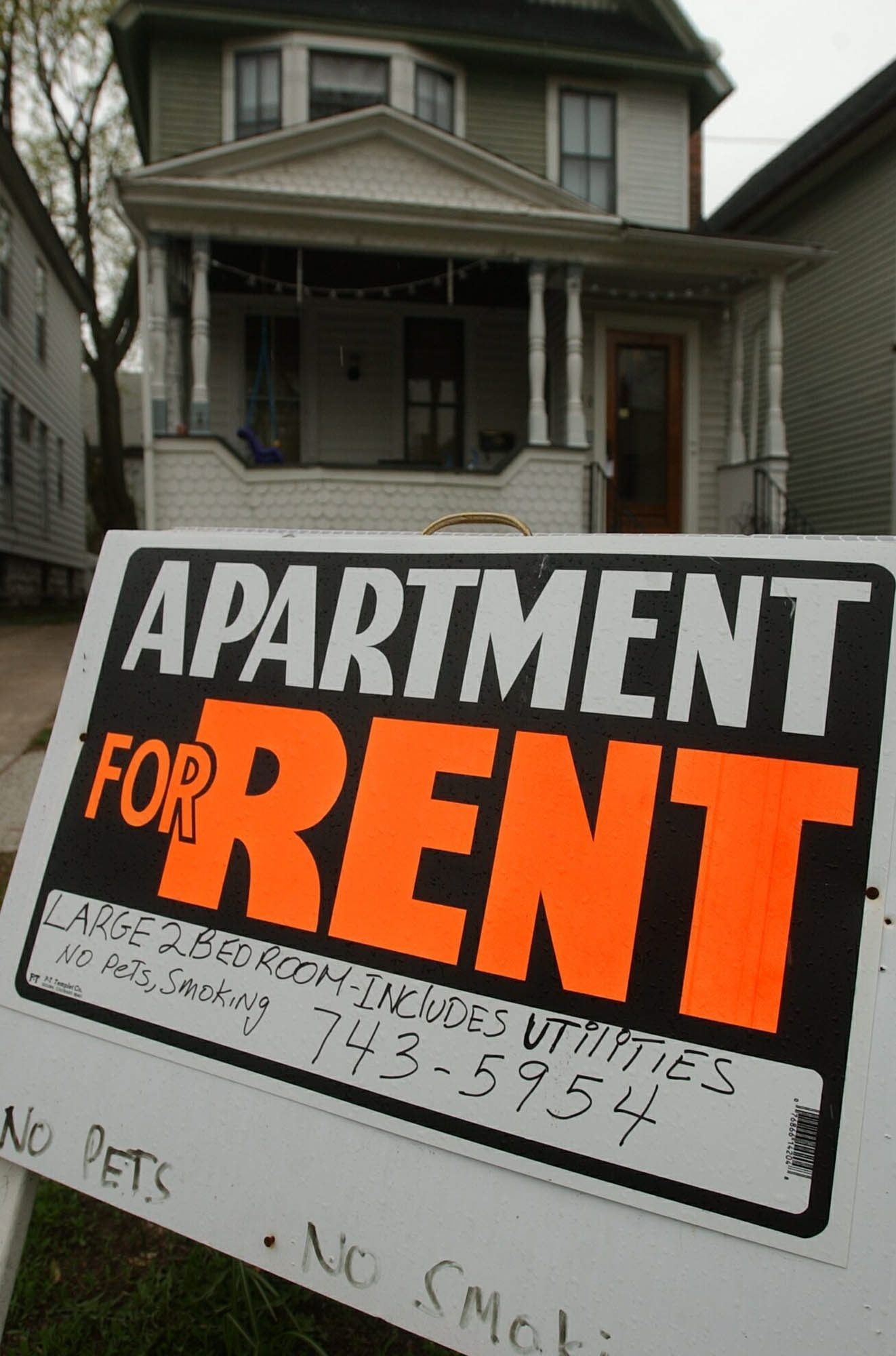 """""""Buffalo could do better"""" in renter satis- faction, according to Apartment List."""