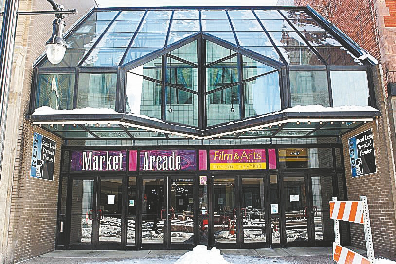 AMC is planning to remodel and open eight theaters at the Market Arcade building on Main Street in Buffalo by April 2016.
