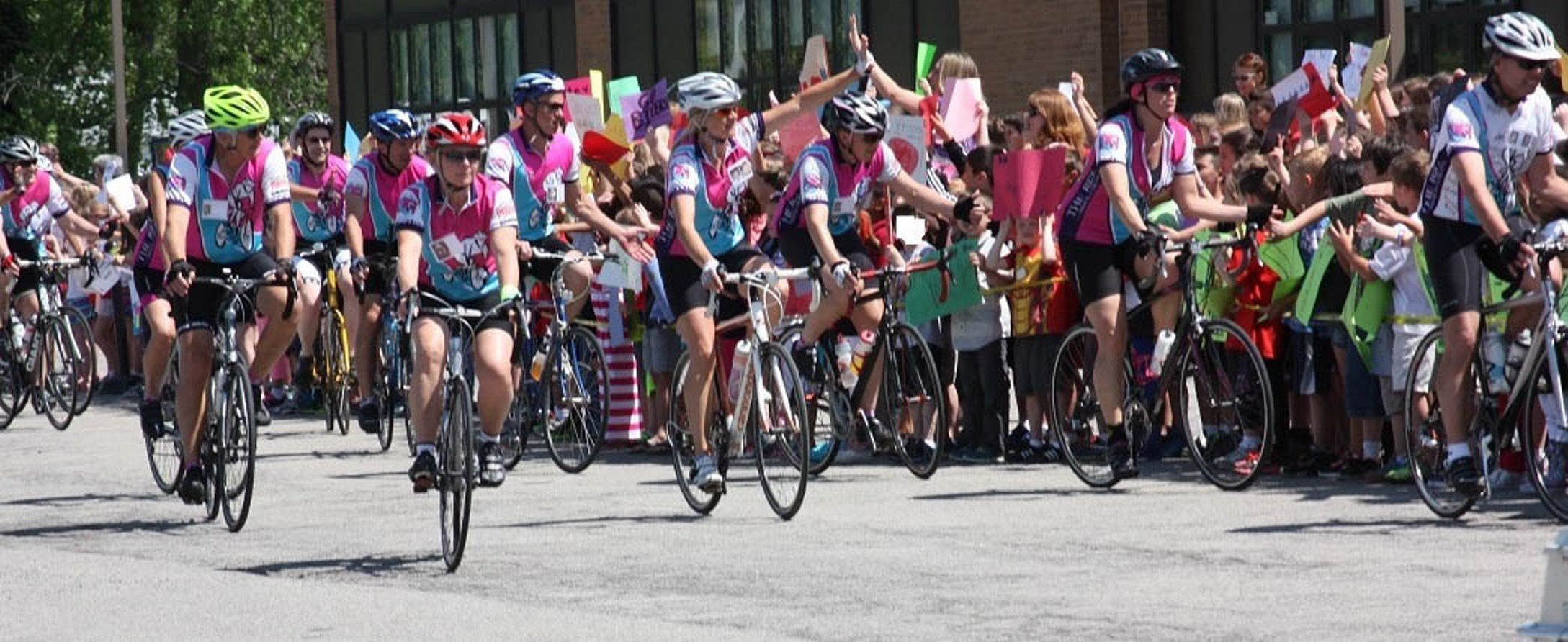The 9th annual Ride for Missing Children is expected to draw more than 100 cyclists, who will pedal 100 miles through Niagara and Erie counties Friday.