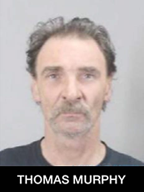 Thomas Murphy, 58, allegedly set body on fire.