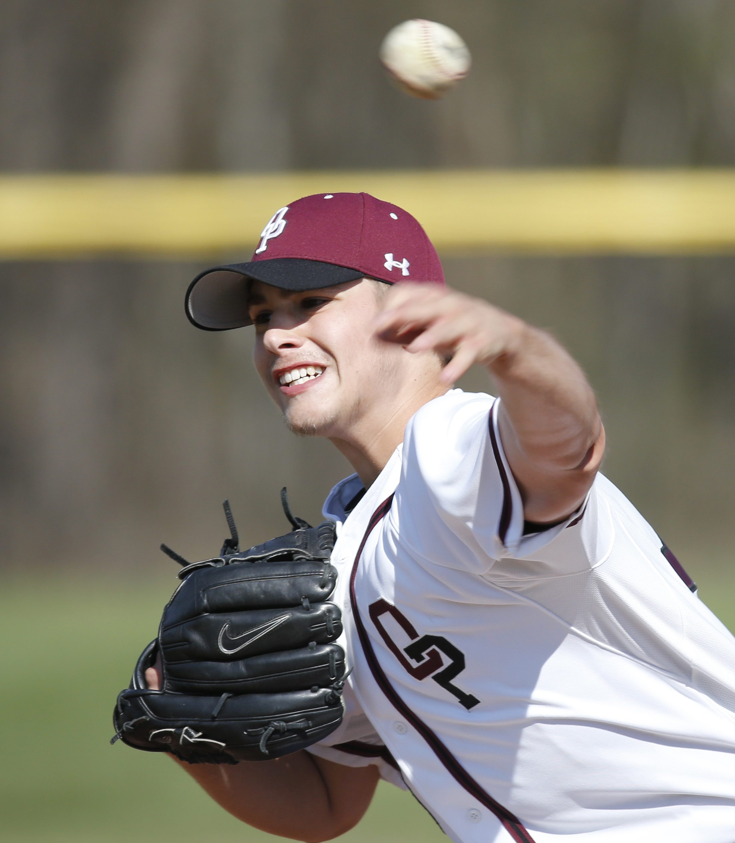 Orchard Park left-hander Ben Wereski, who started last year's sectional final, has a 0.60 ERA and 3-0 mark.