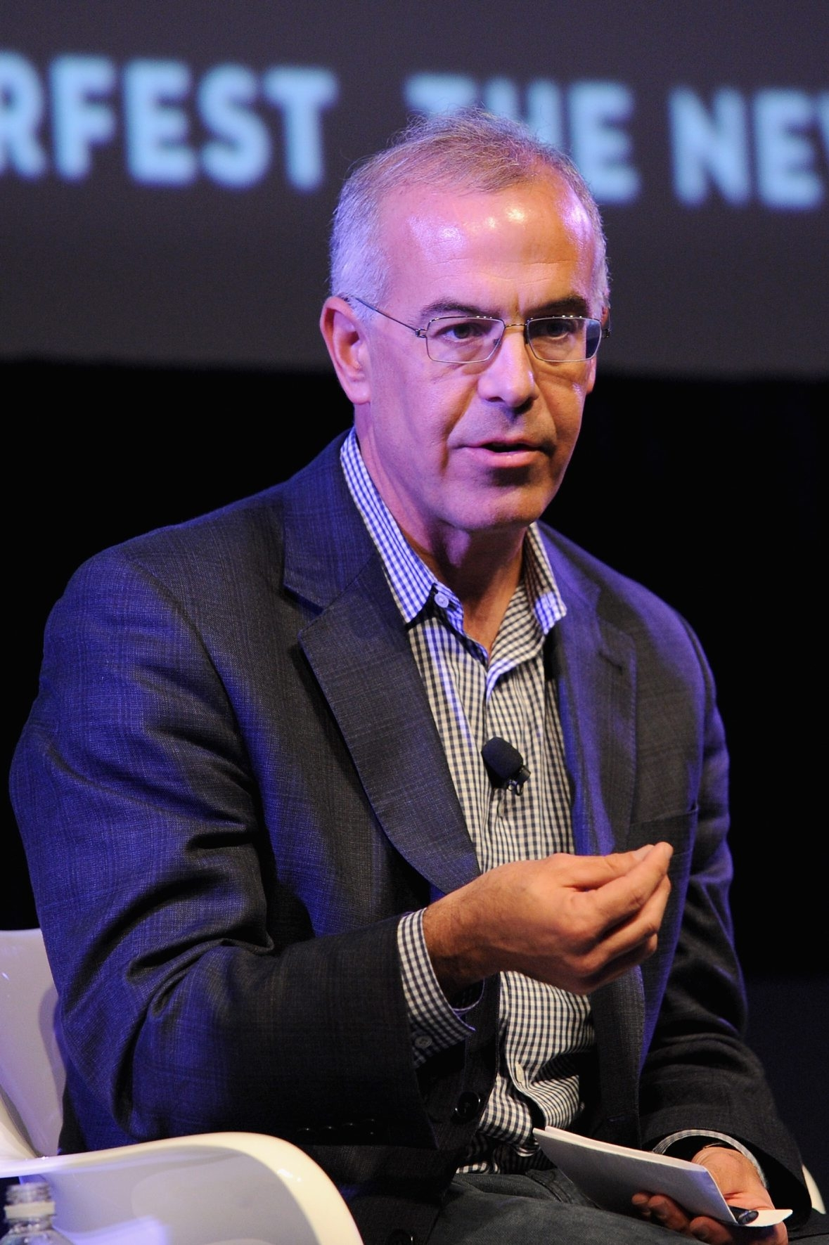 """David Brooks offers readers a """"Humility Code."""""""