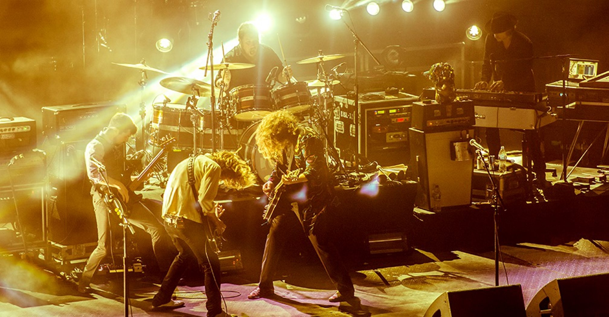 """My Morning Jacket's """"The Waterfall"""" is one of the band's strongest offerings."""