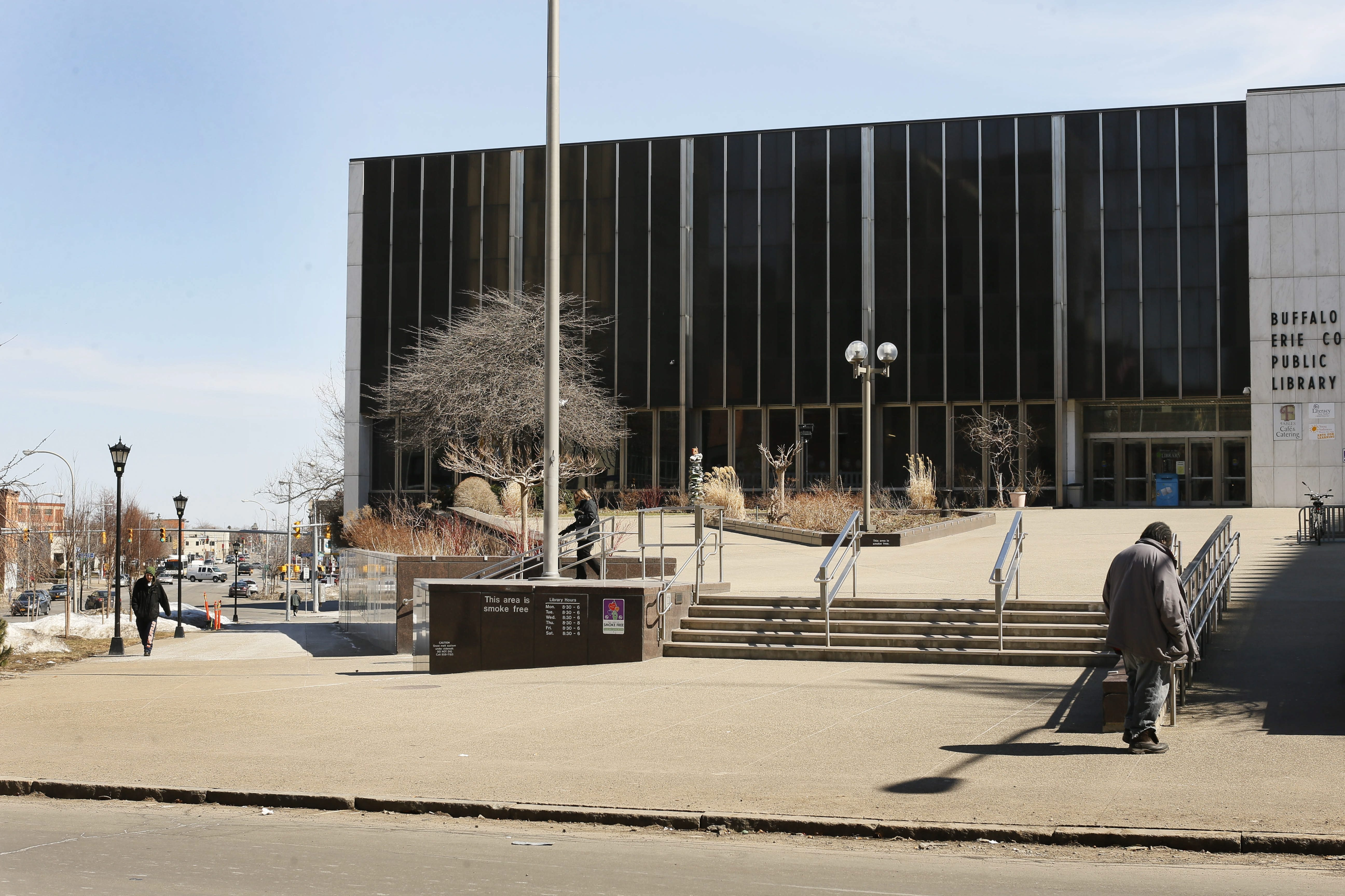 The Buffalo & Erie County Public Library will host the Western New York Invention Convention on Sunday.
