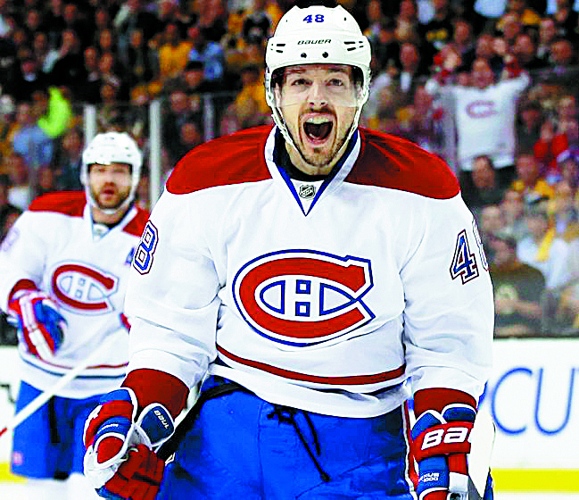 Briere-Drury playoff thrills are a distant memory