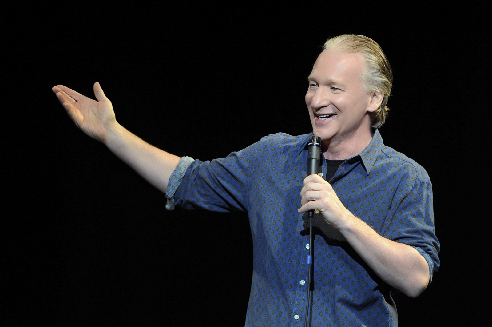 Bill Maher will perform at Shea's Performing Arts Center on Sept. 26. (Photo by David Becker/WireImage)