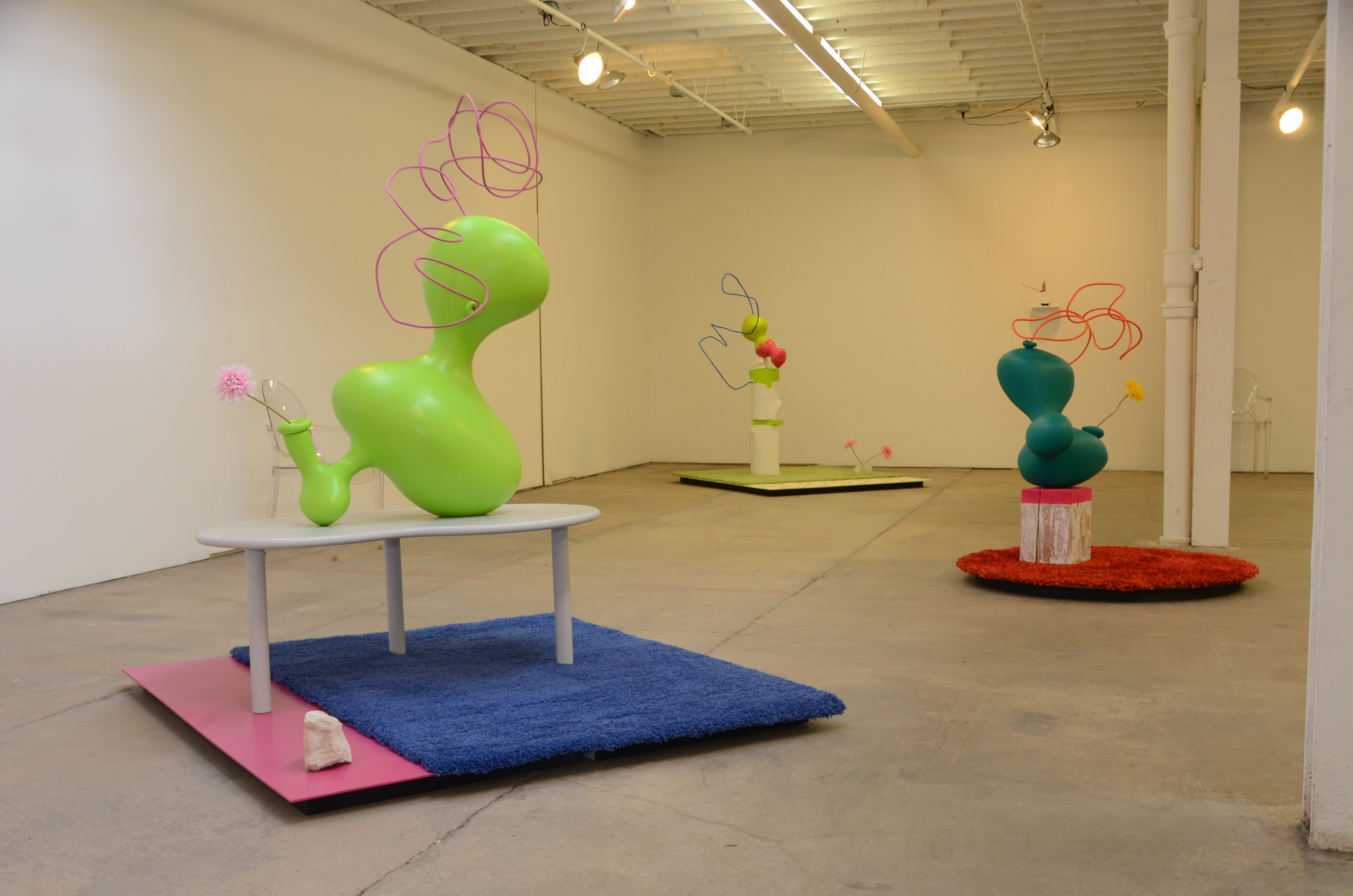 'Roberly Bell: Some Things' is on view through May 29 in Body of Trade and Commerce Gallery.