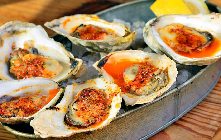 Oyster crazed: Where to find Buffalo's favorite new