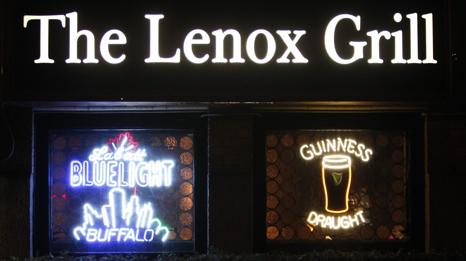 The Lenox Grill has happy hour Monday through Friday. (Harry Scull Jr. / News file photo)