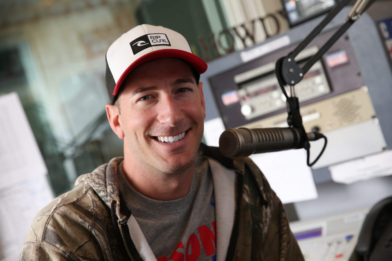 Clay Moden will be flying solo, for now, in the mornings on WYRK. (Sharon Cantillon/Buffalo News file photo)
