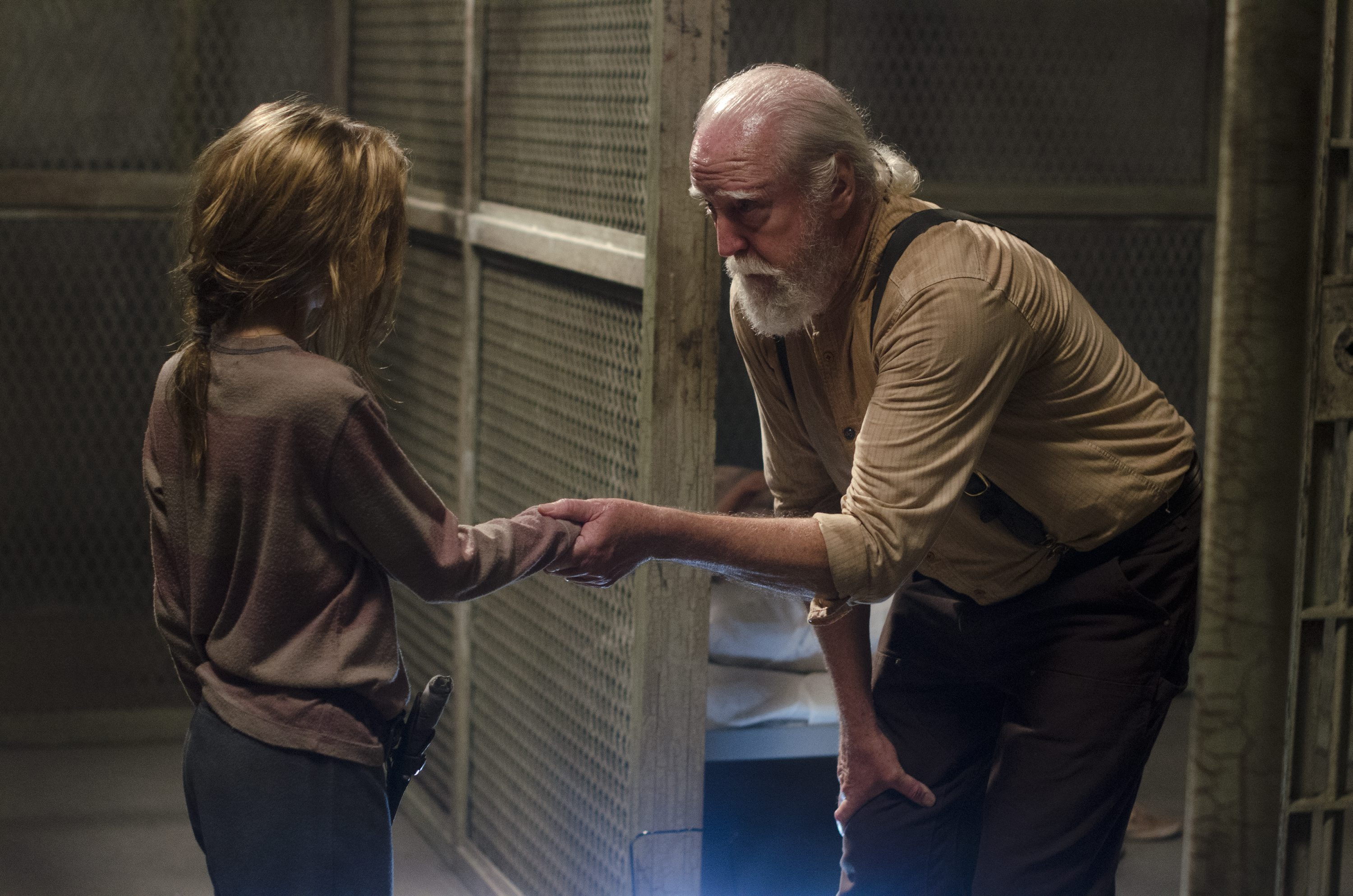 Scott Wilson, who starred on the hit AMC series 'The Walking Dead,' will be at Niagara Falls Comic Con.