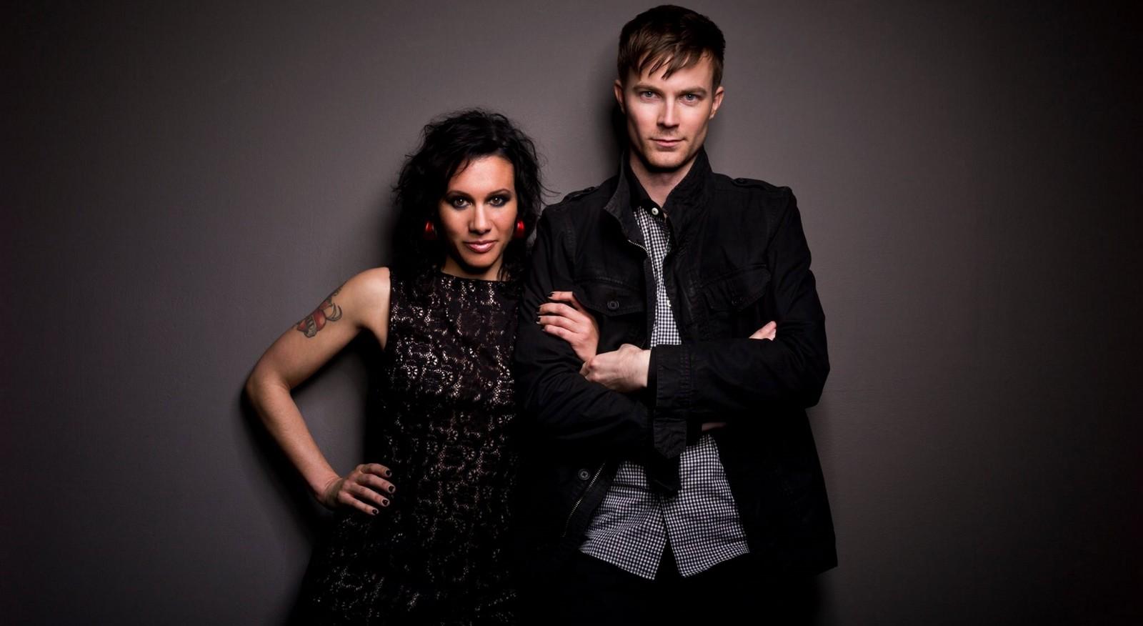 Matt and Kim headline the first show in the Canalside summer concert season Thursday.