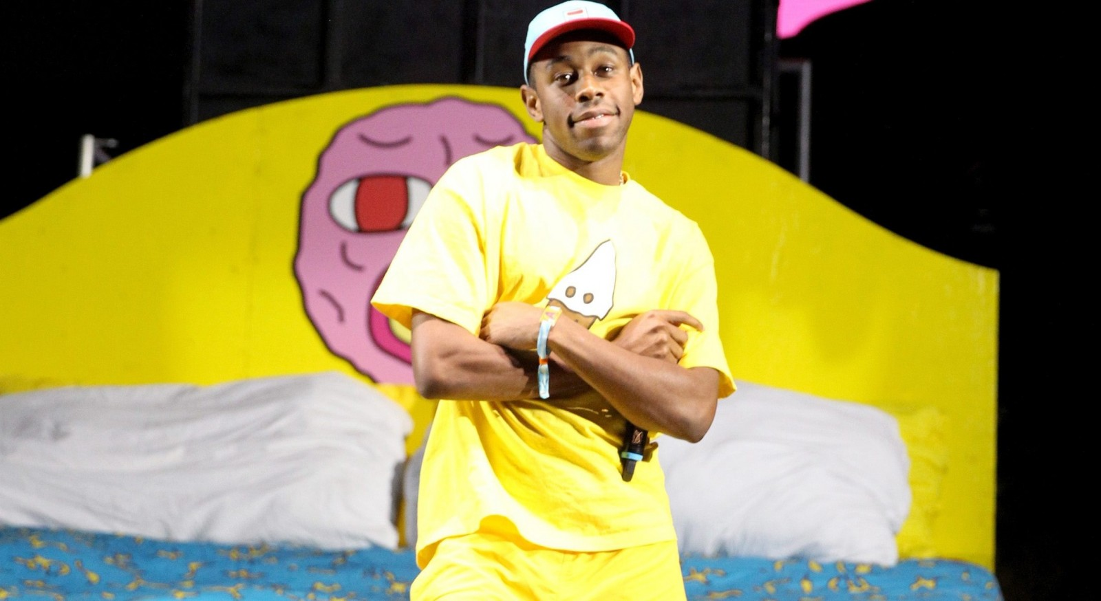 Tyler, The Creator is one of the summer's few impressive hip-hop bookings.