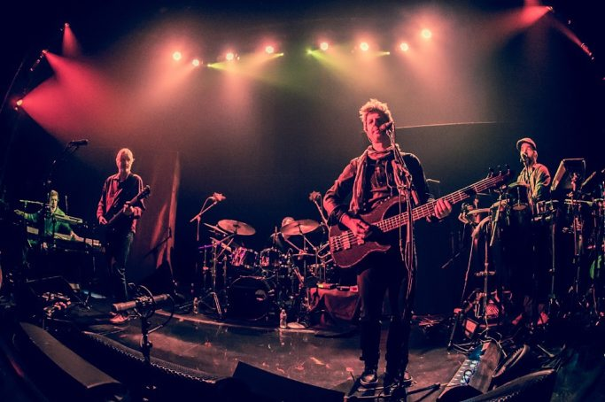 The Mike Gordon Band will play the Town Ballroom on Tuesday.