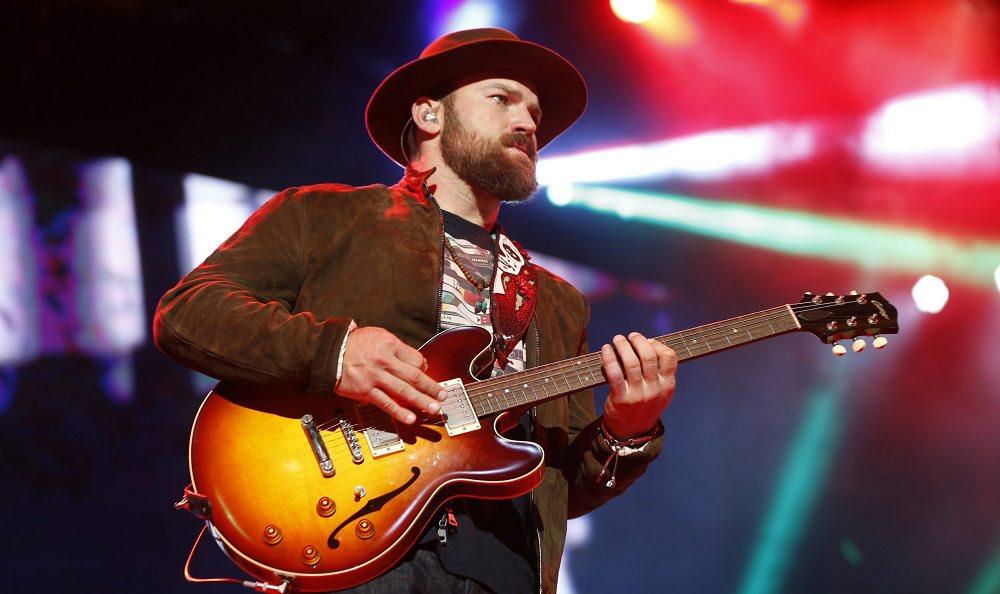 The Zac Brown Band returns to Darien Lake on Aug. 16. (Harry Scull Jr/News file photo)